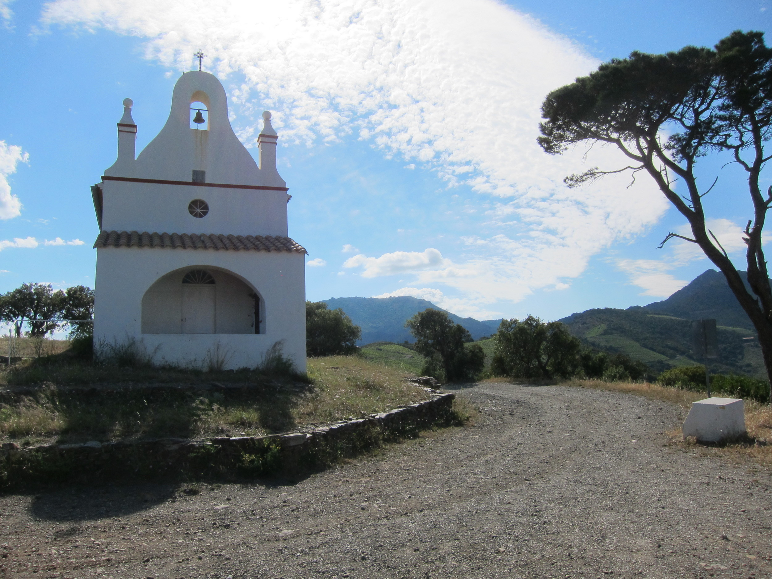 The Wind - Chapelle de la Salette.JPG