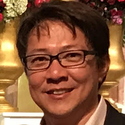 Markus Ang - Committee Member