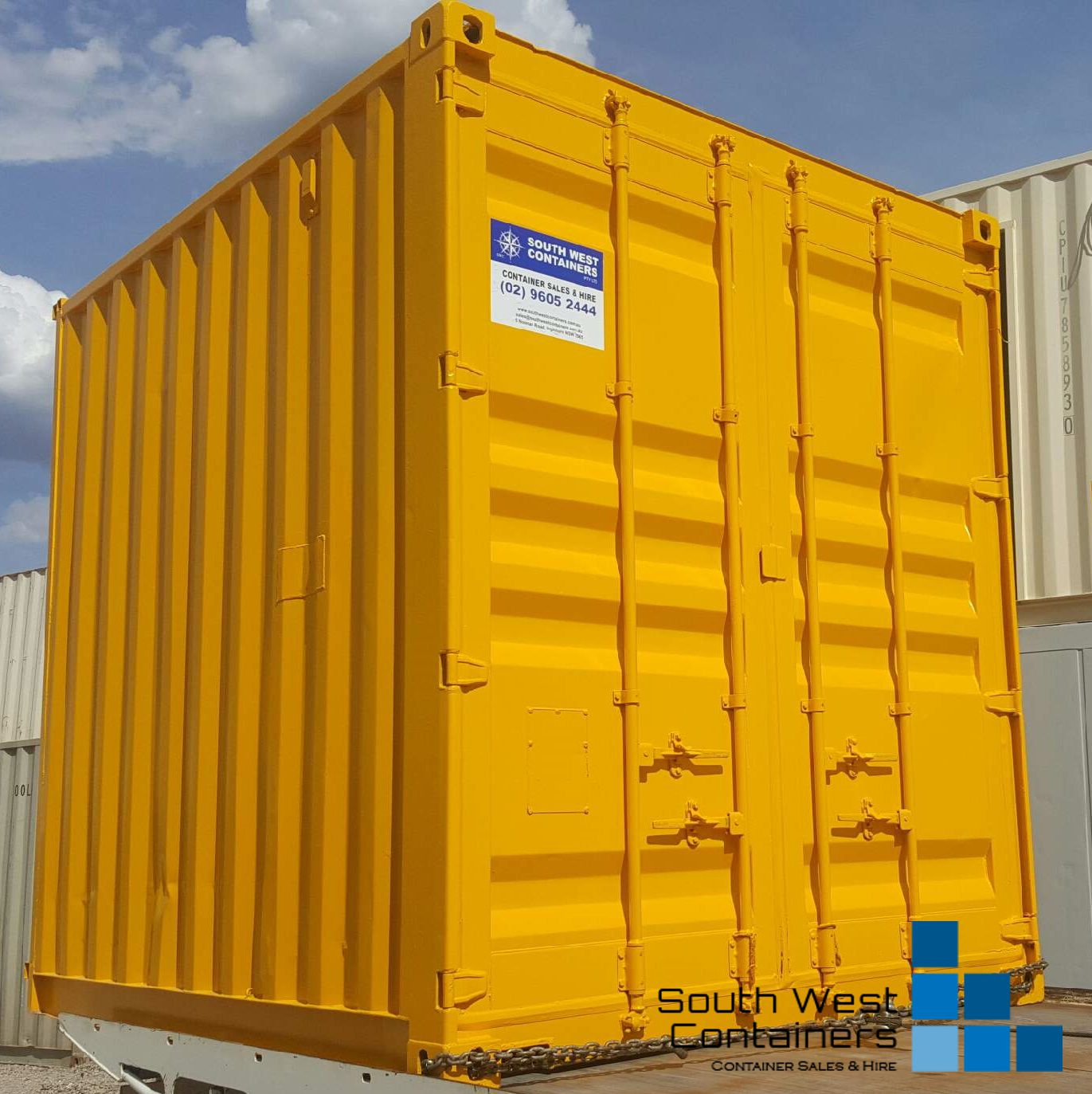 10ft Shipping Containers For Sale Hire Sydney Call 02 9605 2444
