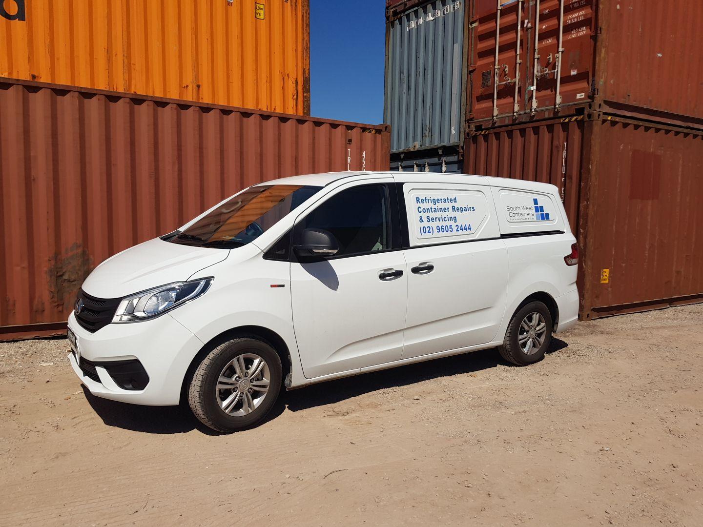 Fully Qualified Mobile Refrigerated Service Technicians