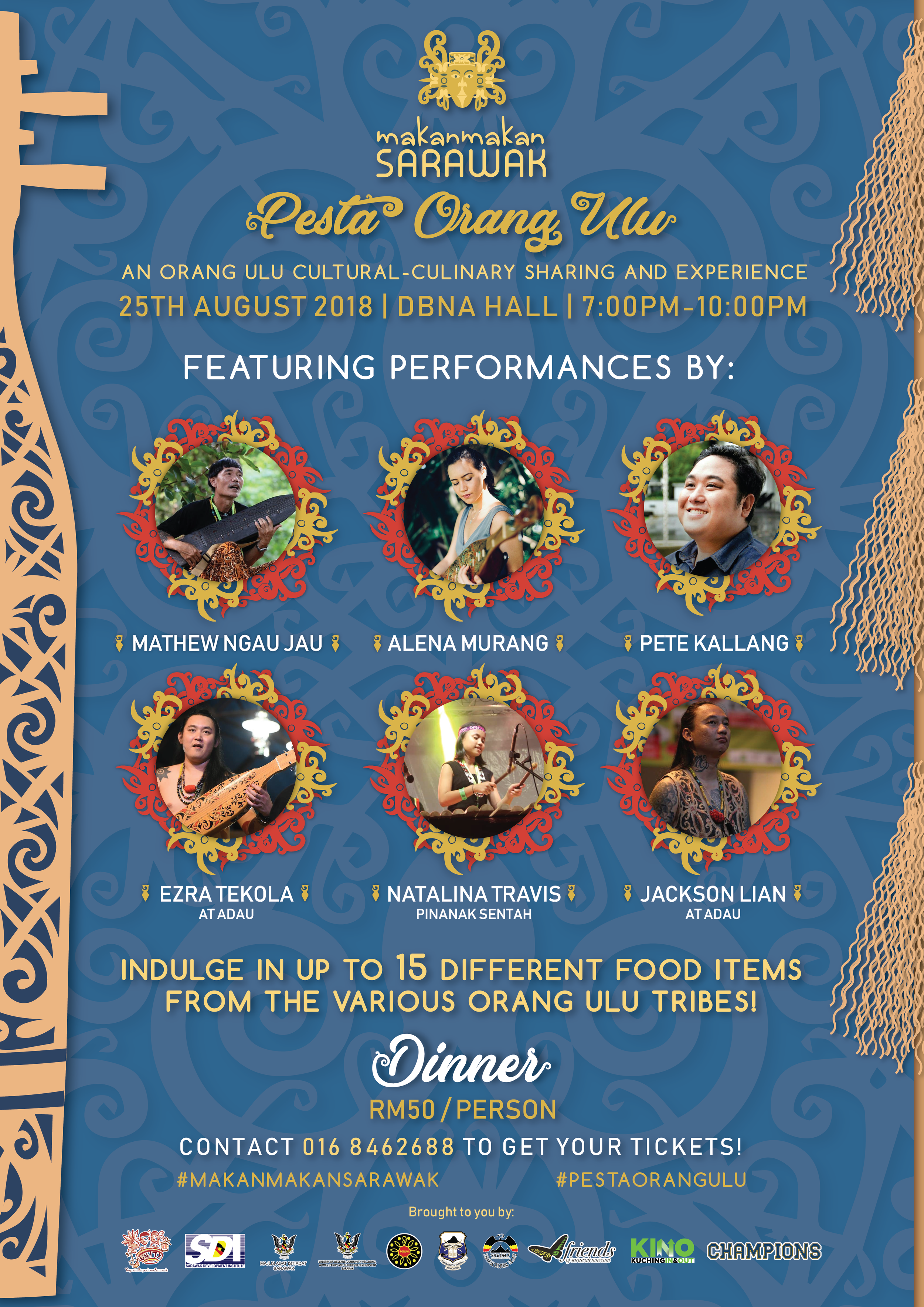 Performers Poster