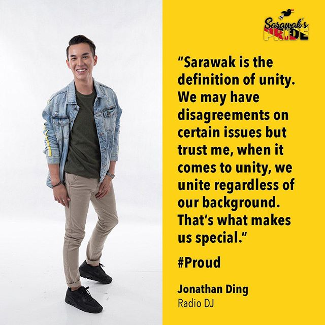 And yes!! We are proud to have such unity exist for a very long time! Stay united and show the world that you are a Sarawak's Pride and the icon of Unity, by sending a short story of unity today! Also, stand a chance to win some prizes 😍💯✨! Link in bio.  #sarawakpride #sarawak #miri #sibu #apple #macbook #iphonexr #airpods #story