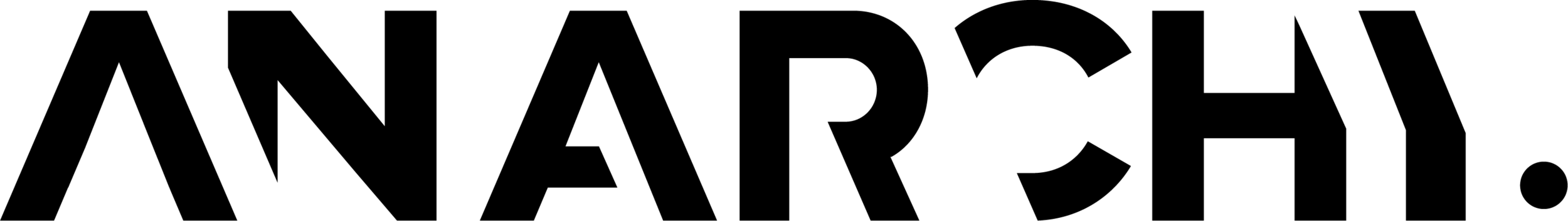 Anarchy™  The Label logo