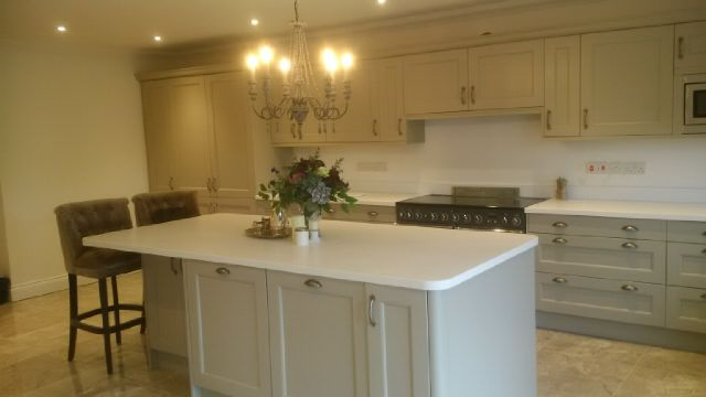 Beaded Shaker Kitchen - Norfolk