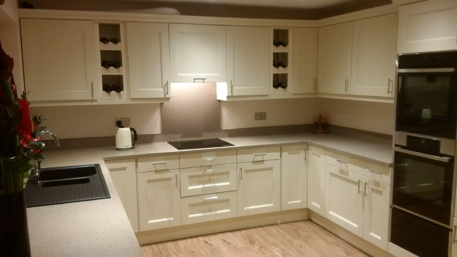 Beaded Shaker Kitchen - Warwickshire