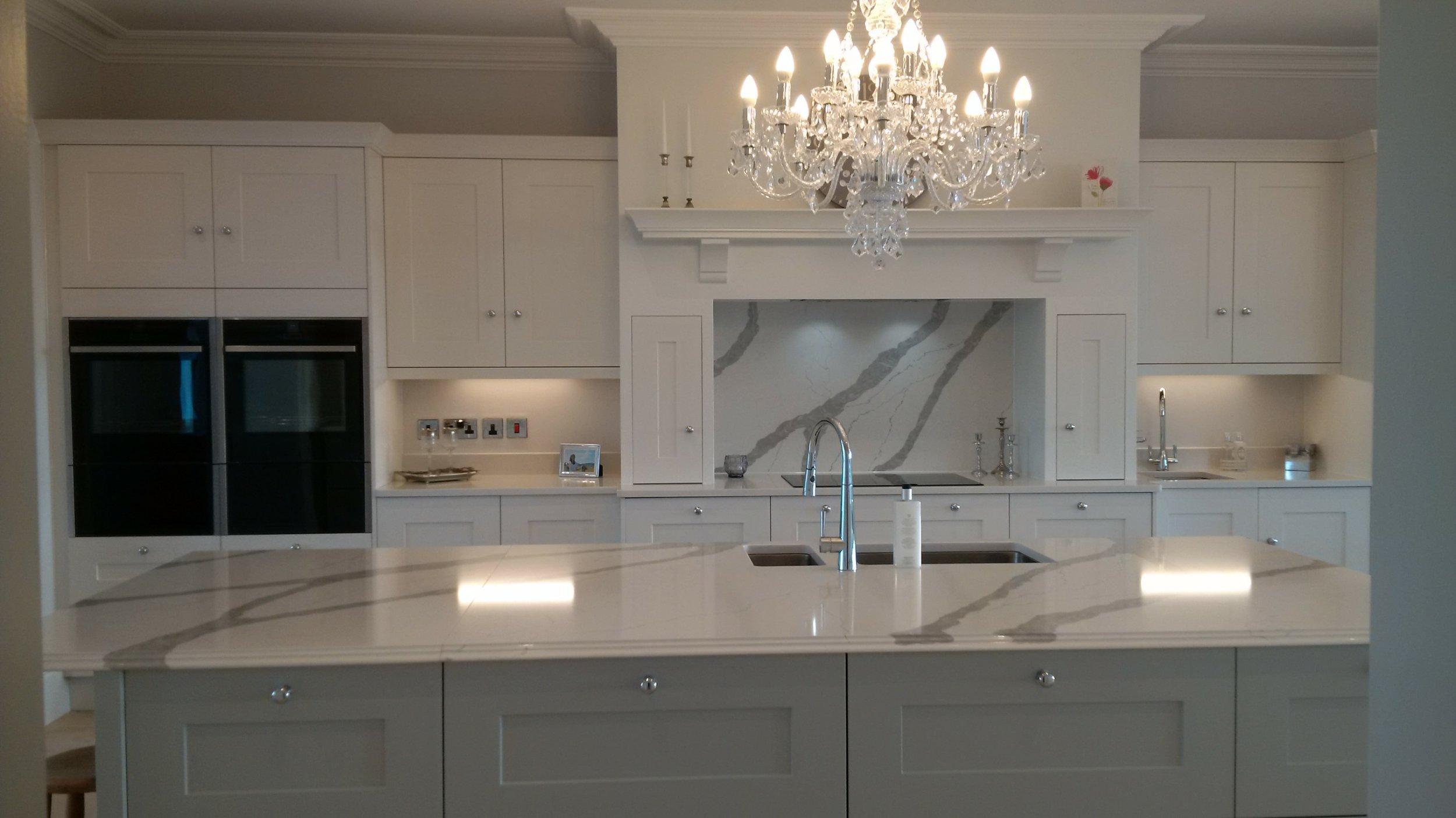 Classic Shaker Kitchen - Shropshire