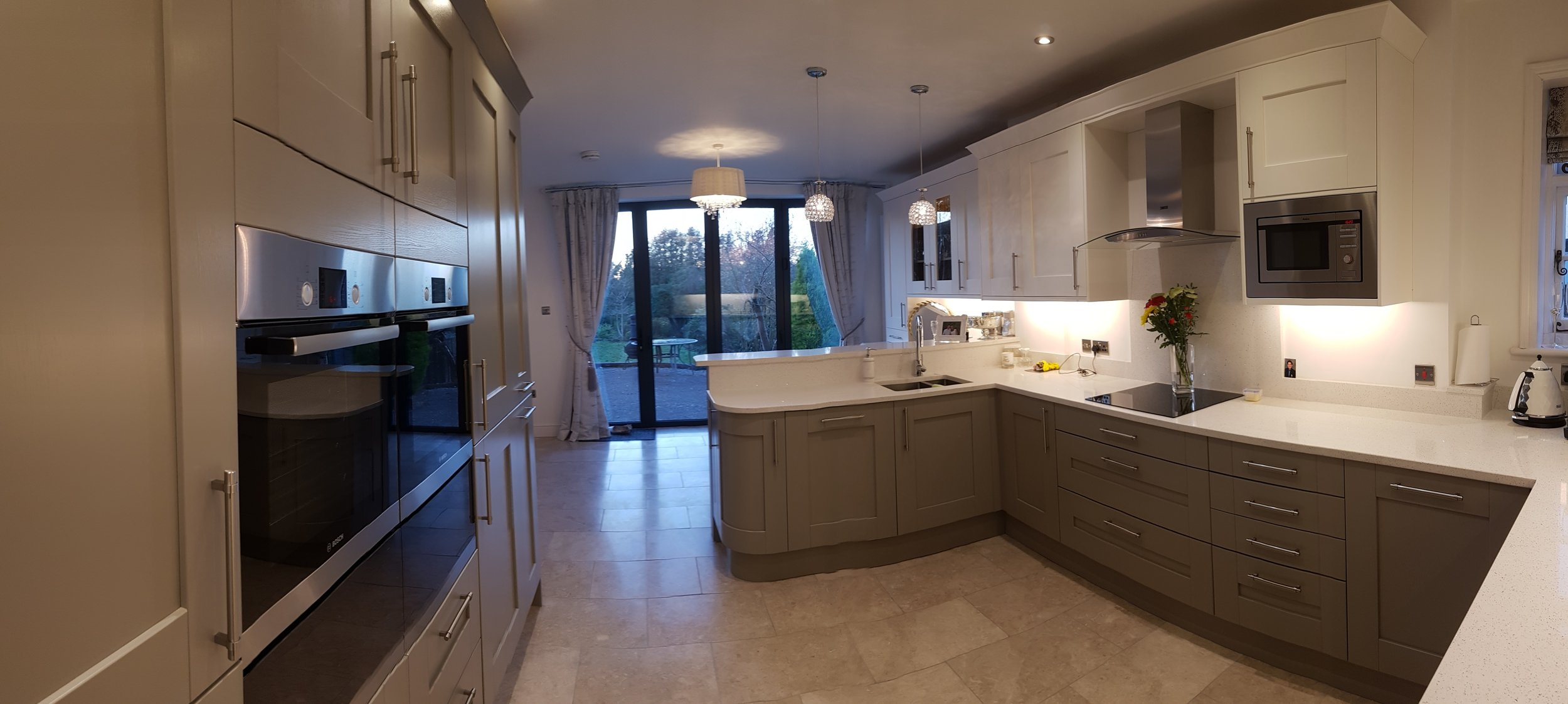 Classic Shaker Kitchen - Gloucestershire
