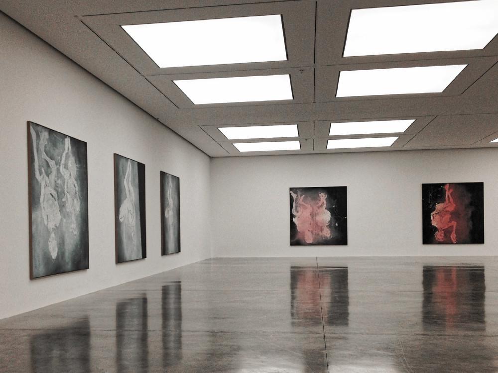 Georg Baselitz at White Cube