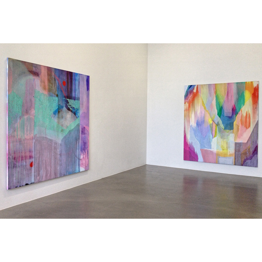 Victoria Morton: Spoken Yeahs From a Distance at   Sadie Coles HQ   1 Davies Street London W1K 3DB