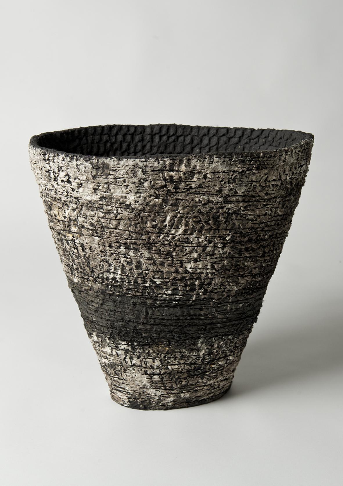 28. 2020 Sarah Purvey Landscape Series- Black and White 39cm H x 41cm W x 31 cm D 2012 £695.00.jpg