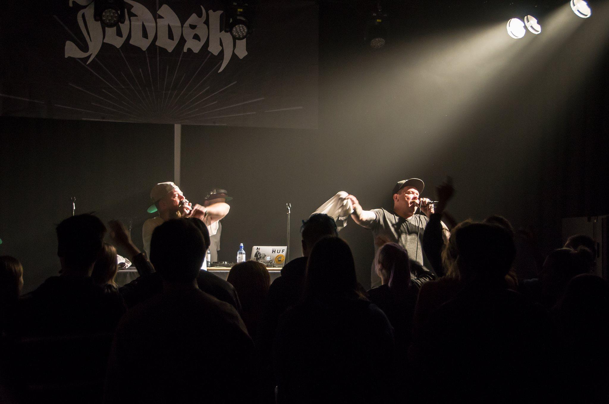 Joddski konsert 13.10.18