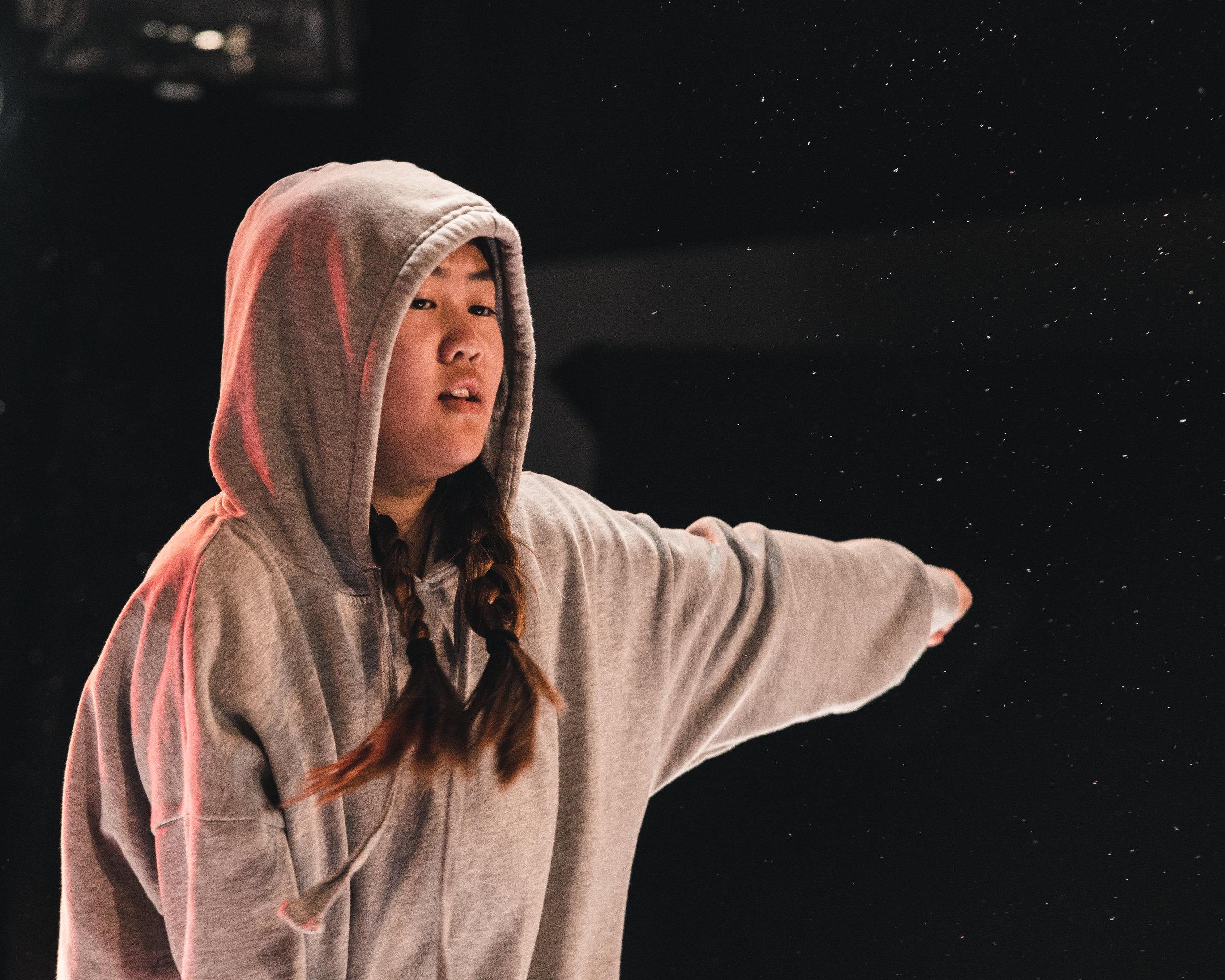 Dans, lev & Drøm - en streetdance forestilling
