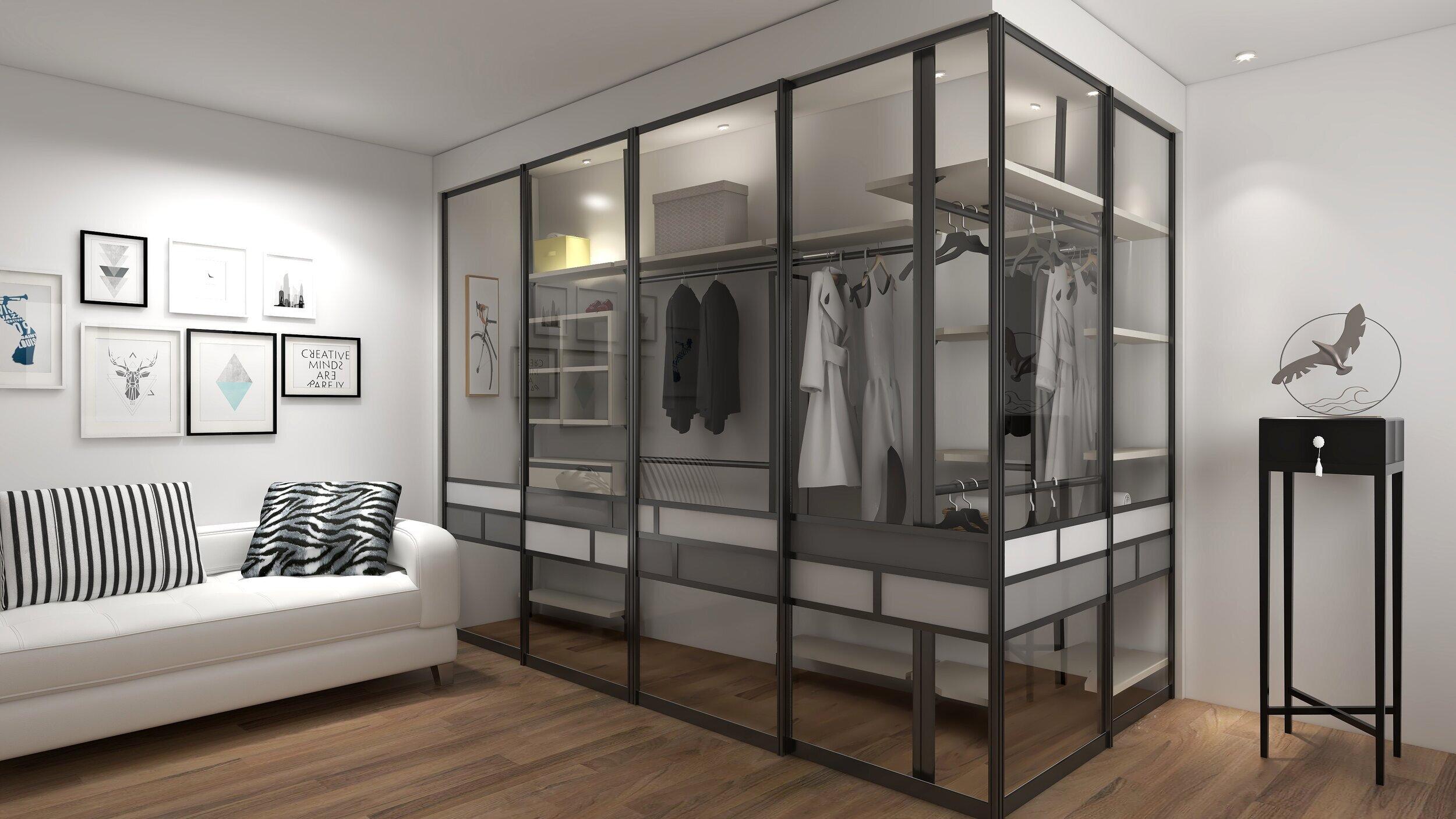 wardrobe design interior