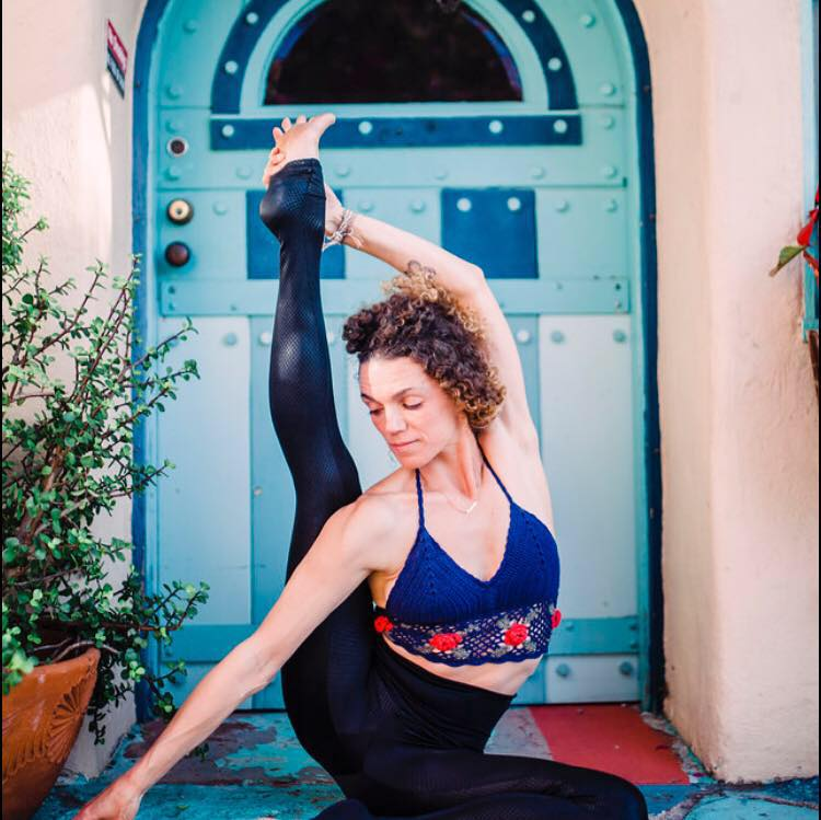 Gabrielle's Teaching Schedule:  Pre-register to reserve class   Monday at 6 pm: Vinyasa Tuesday 9am Strength + Serenity  Thursday 11am Vinyasa (starts 6/13)  Always please check our yoga schedule .