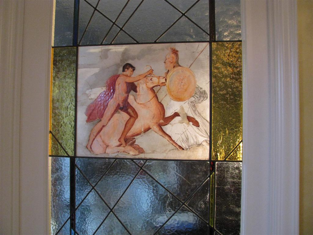 Figurative Traditional Stained Glass