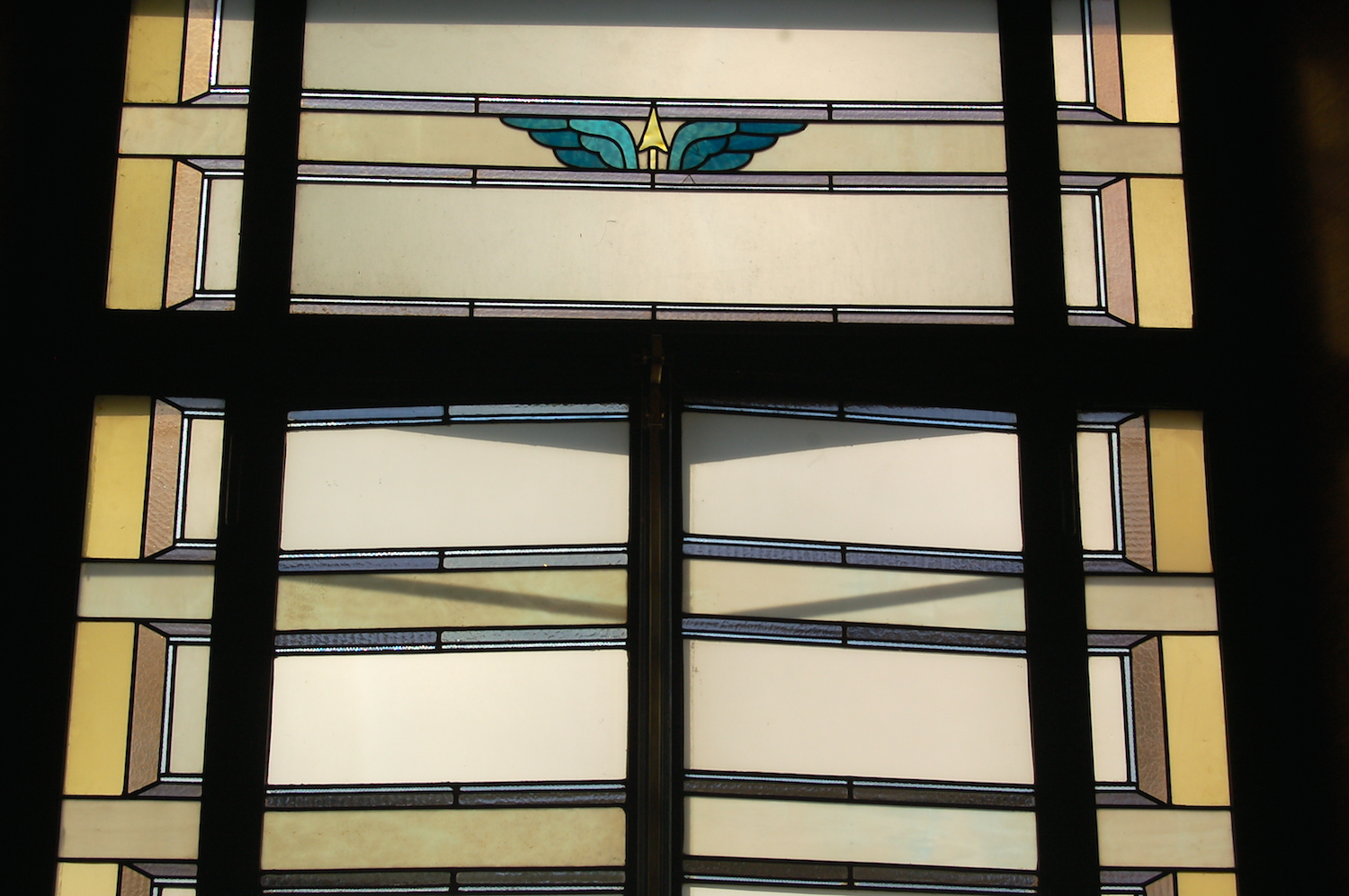 Stained glass restoration by Studiosilice