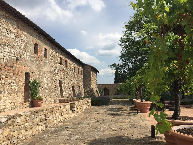 Casello di Casole Tuscany