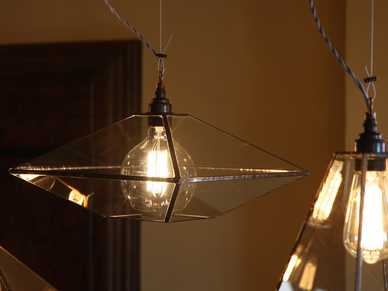 Lighting installation by Studiosilice