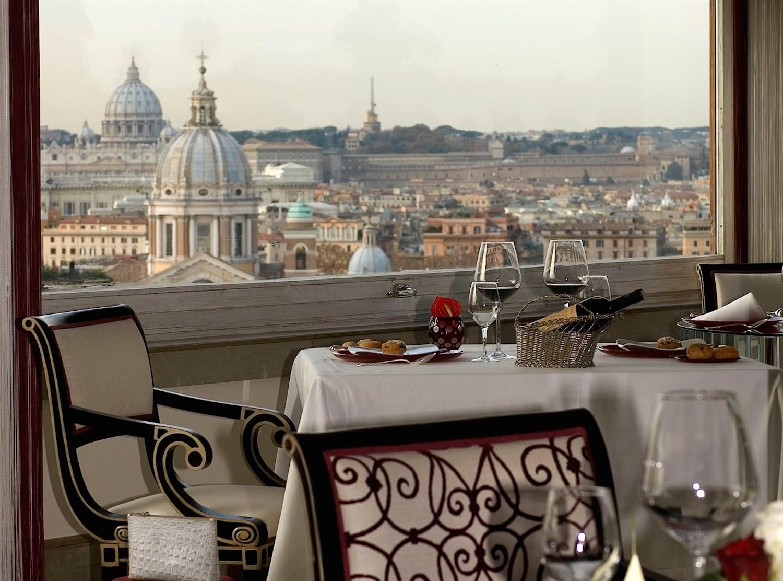 Imago Restaurant Hassler - Roma