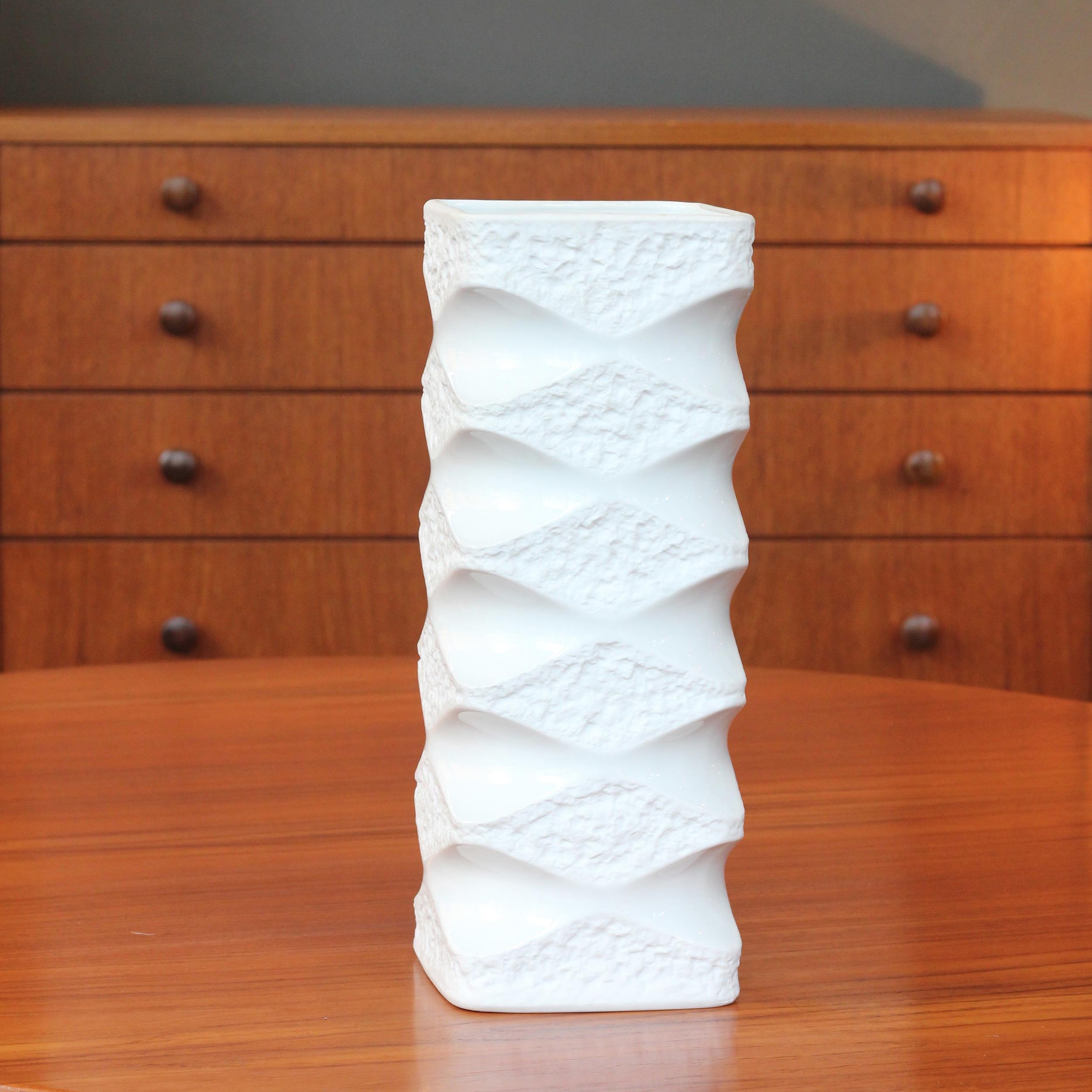 White Porclain Vase £85