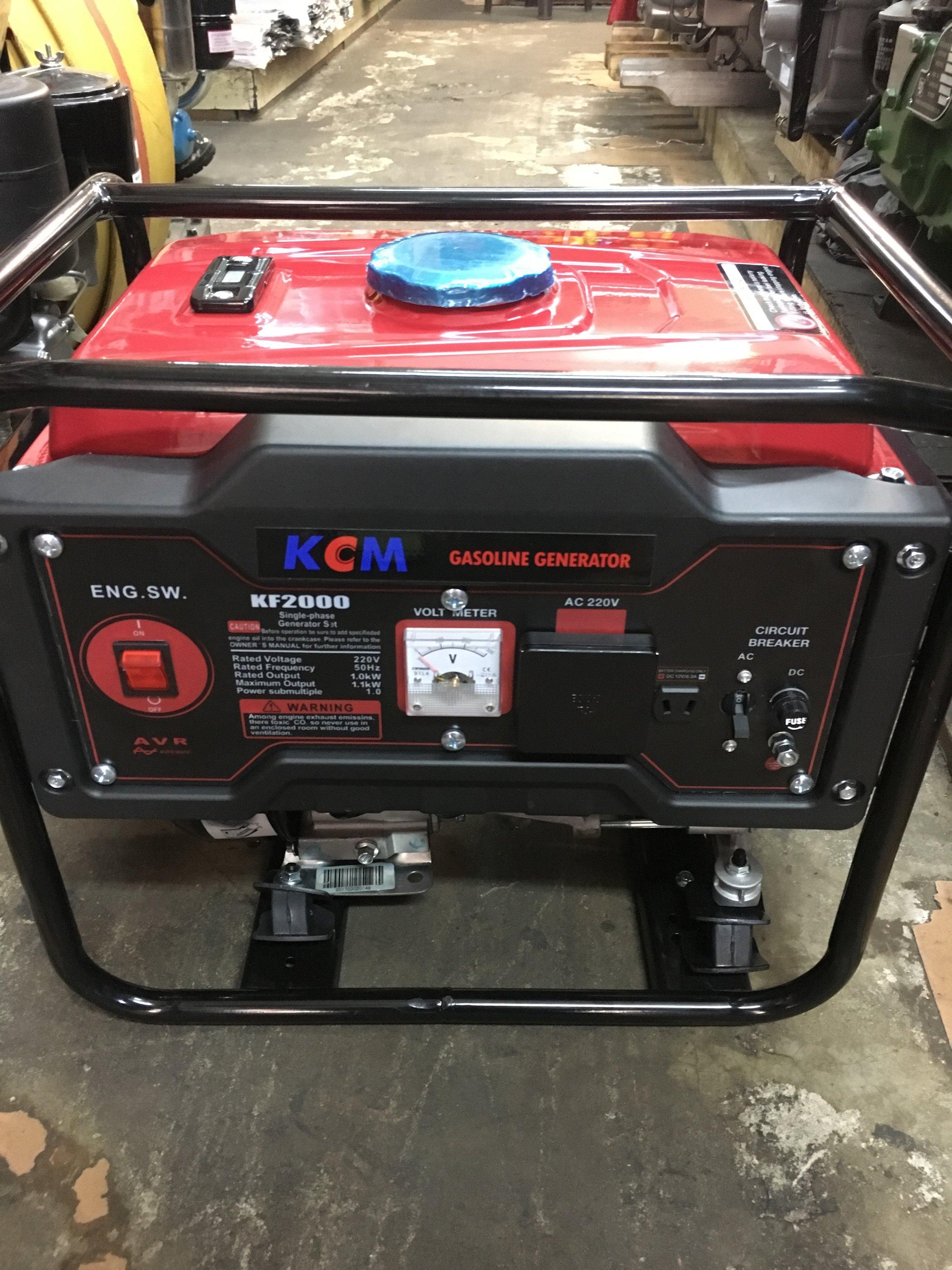 GENSET - KCM KF2000.JPG