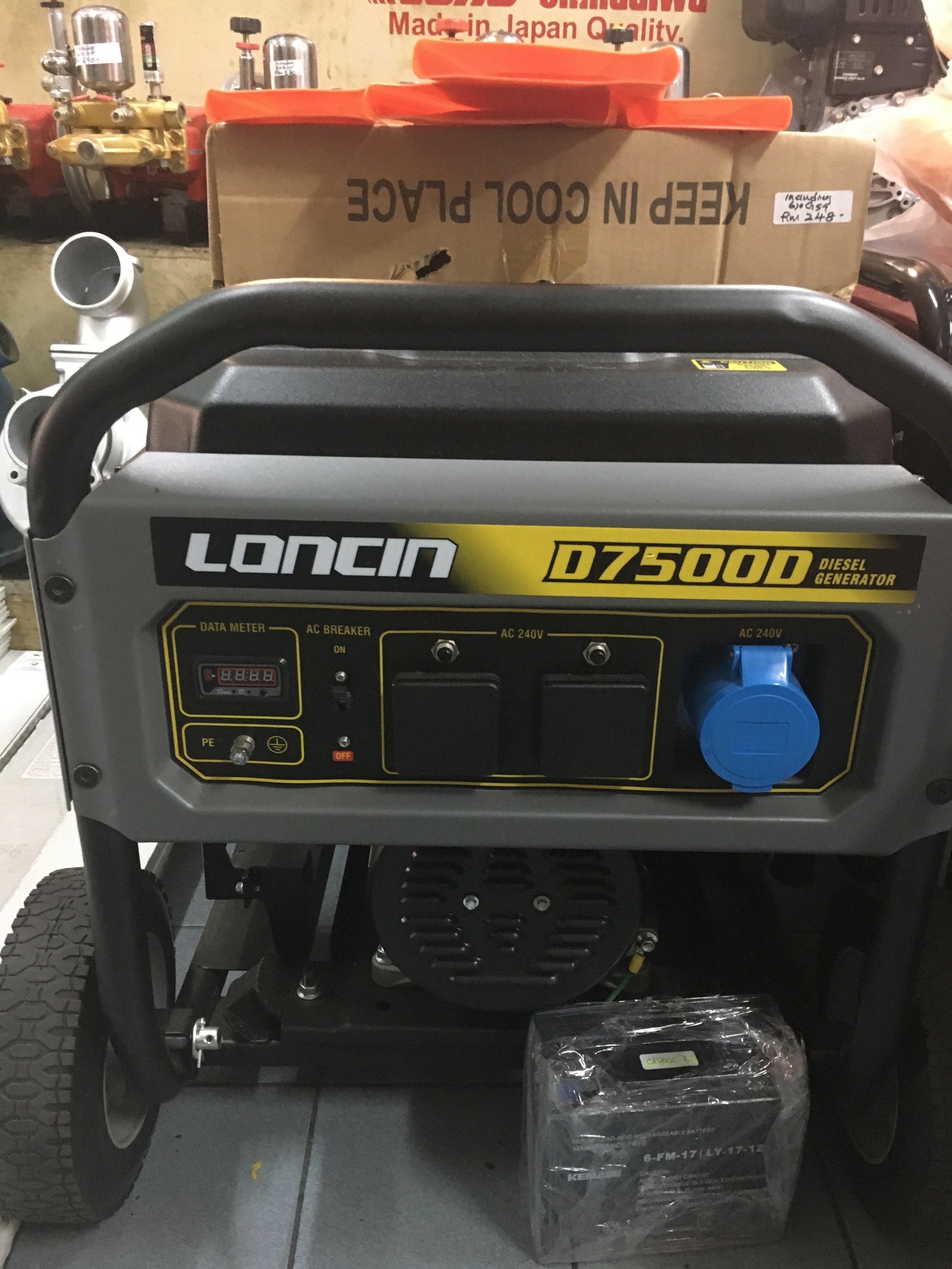 GENSET - LONCIN D7500D.JPG