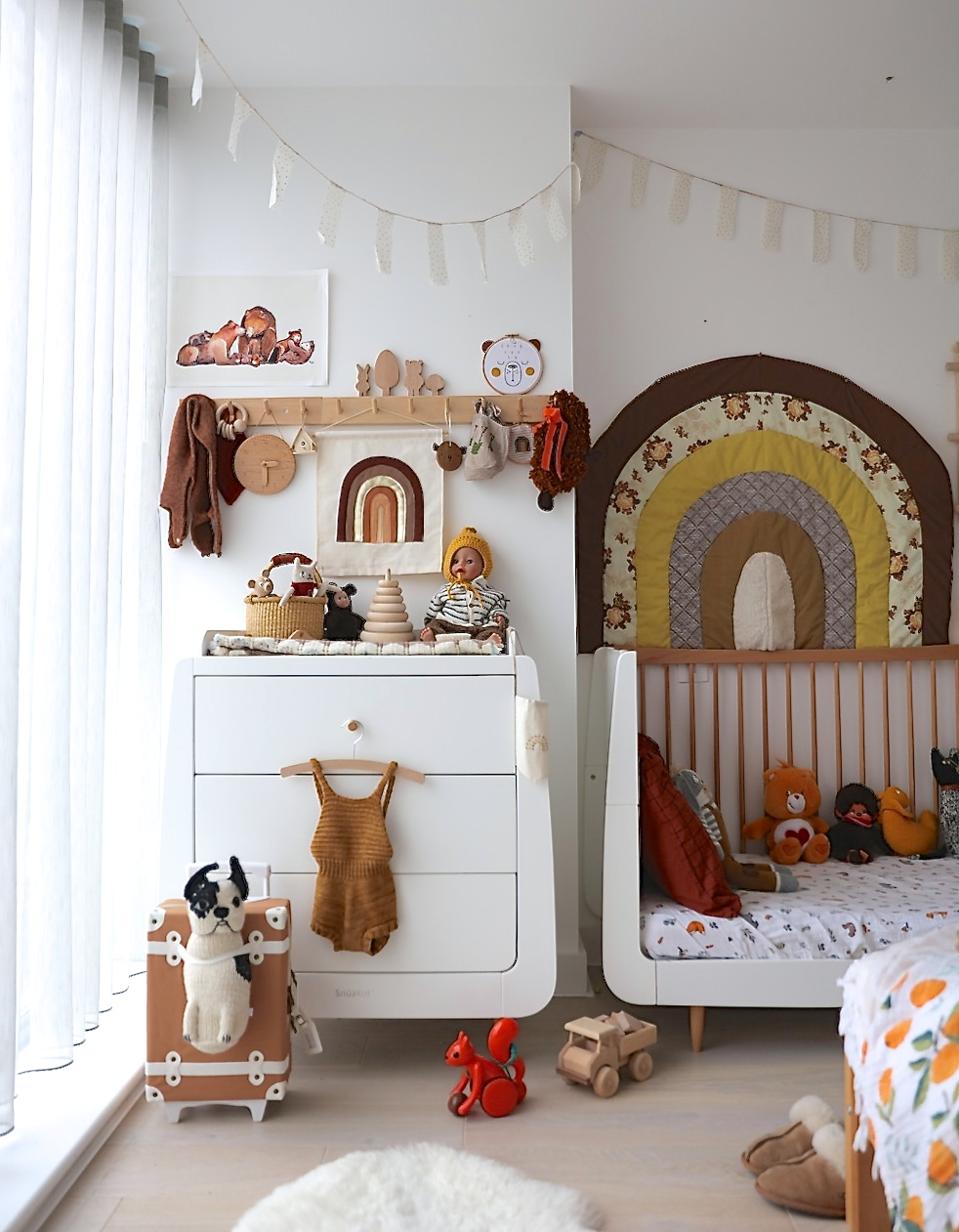 Chloe Uber Kid - My Rainbow Nursery - Blog Post - November 2018