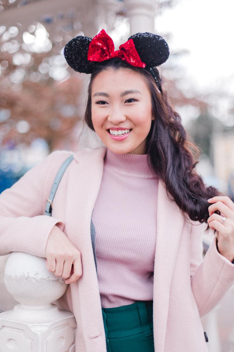 Chen Sands Paris Photographer Disneyland in Winter Engagement 5.jpg