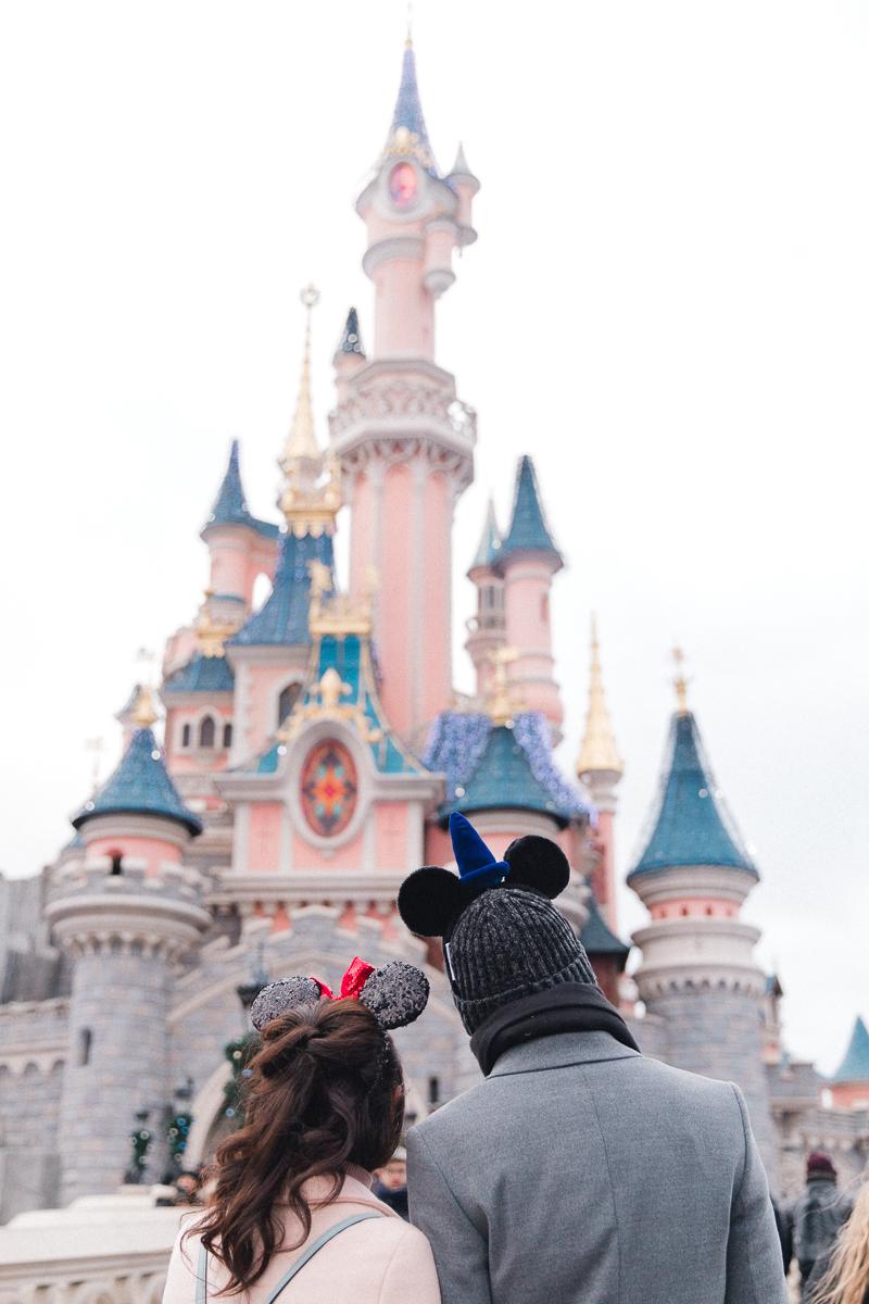 Chen Sands Paris Photographer Disneyland in Winter Engagement 8.jpg