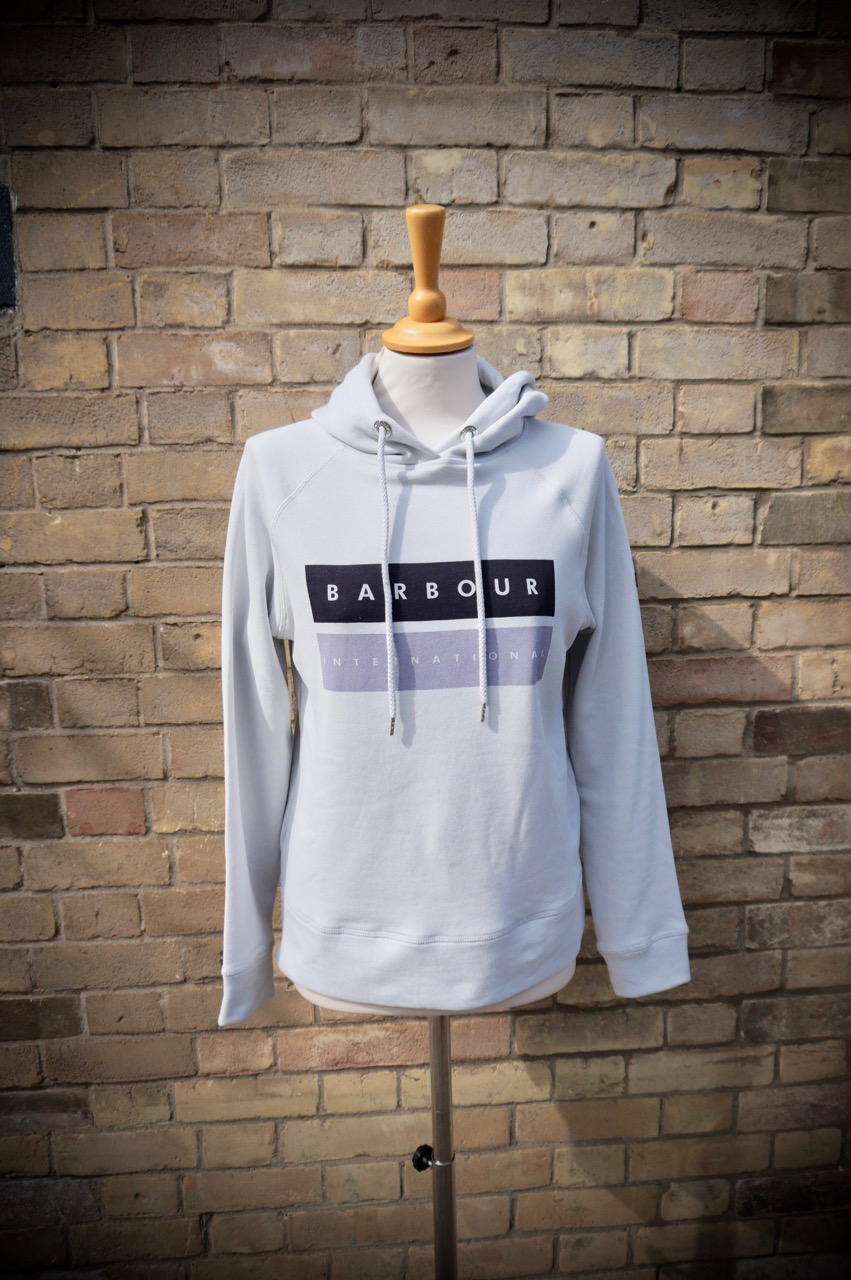 Babour International Hooded Sweat ladies