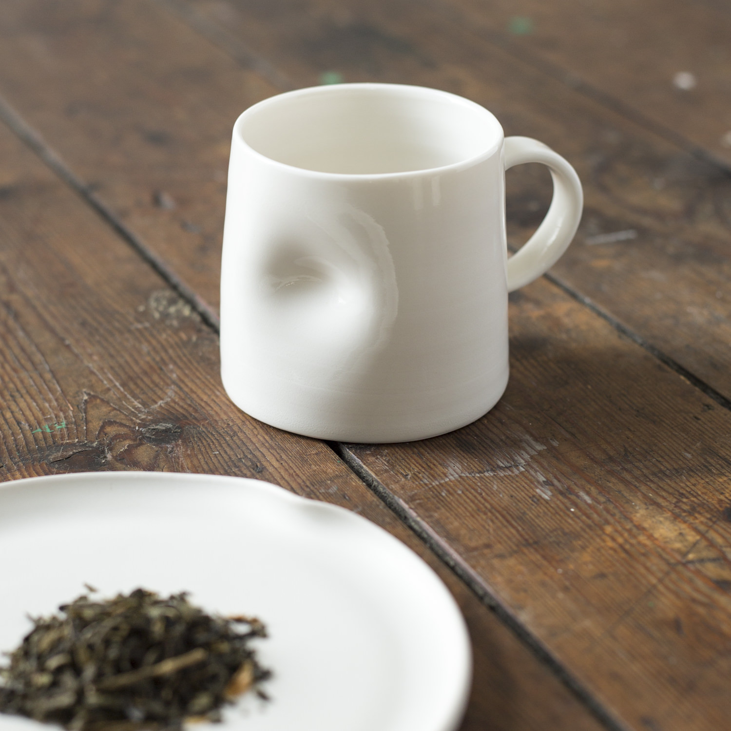 Emma Lacey - Everyday - Porcelain Handthrown