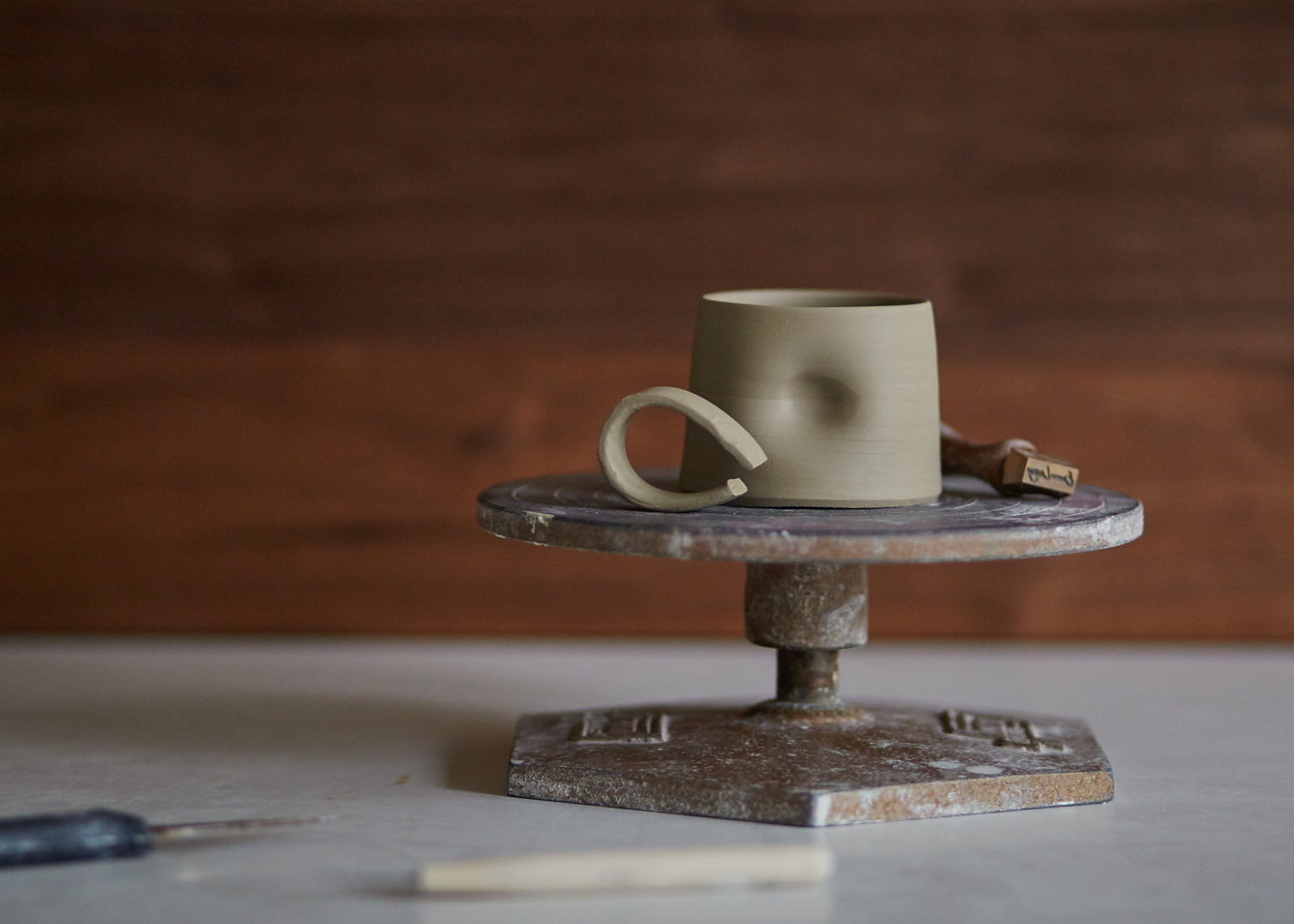 Emma Lacey - Everyday - Clay