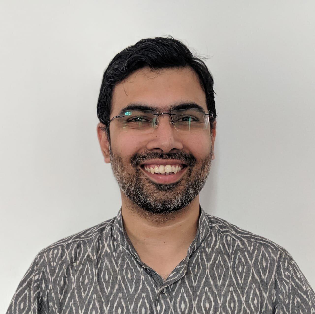Tarun Sharma, Co-founder