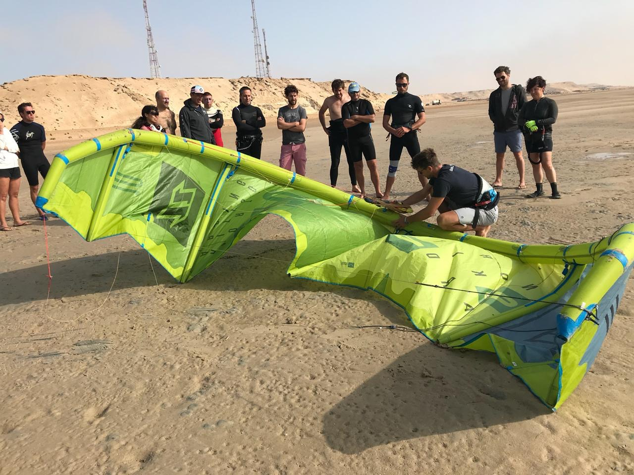 Kitesurf lessons Dakhla | Morocco | Kite Control.jpg
