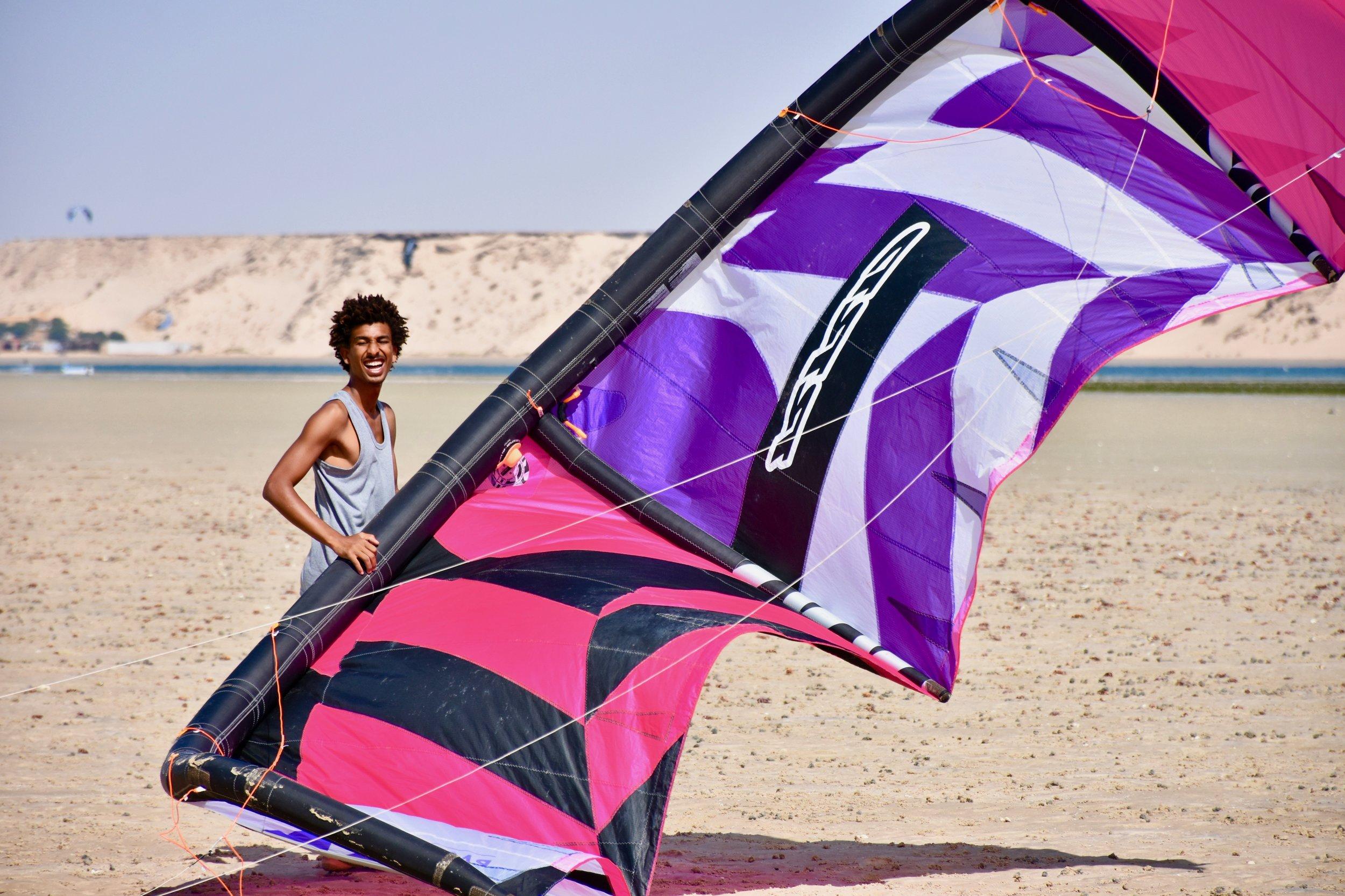 Dakhla Spirit Camp | Kite Control.jpg