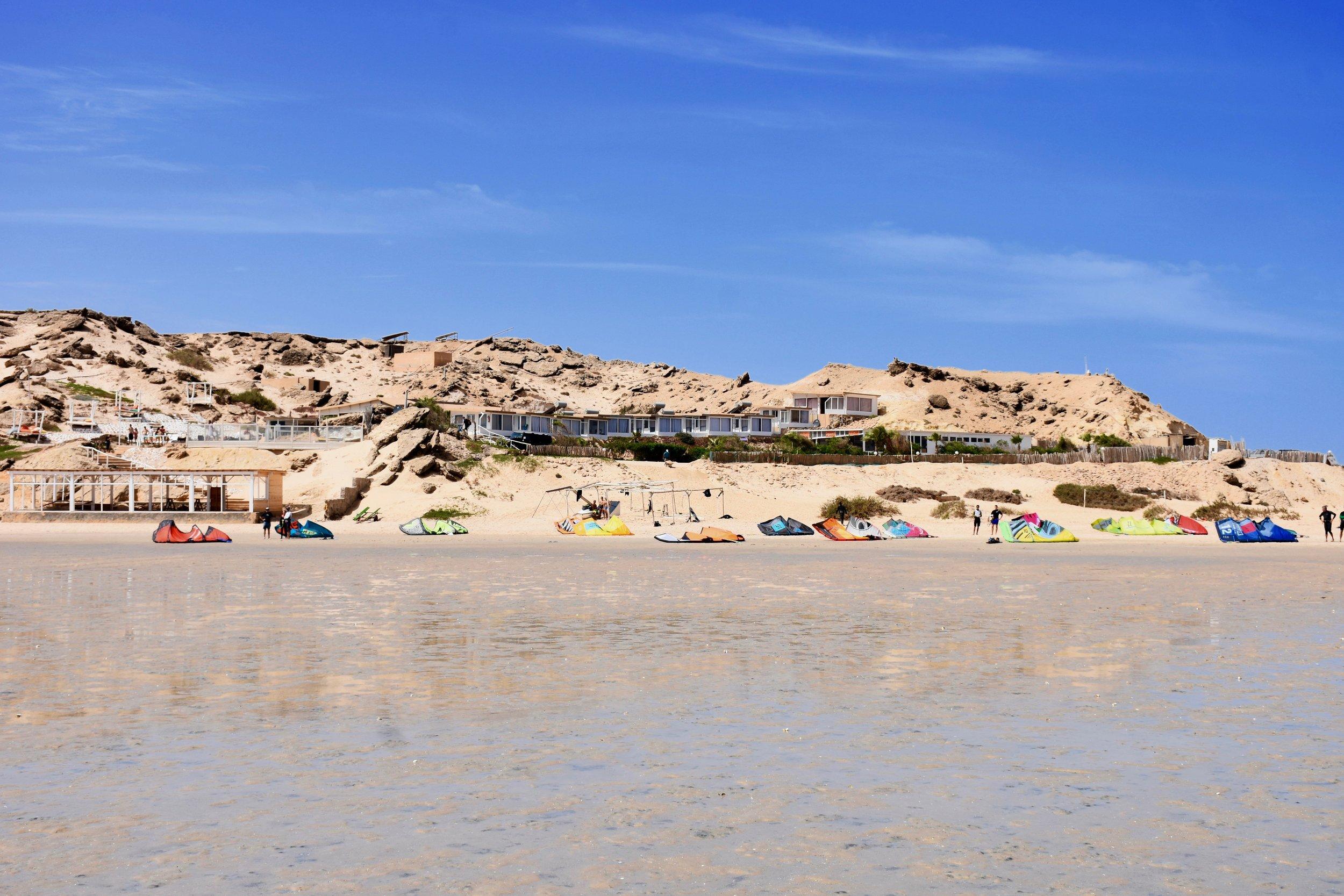 Dakhla Spirit Camp Morocco | Kite Control Kite trip.jpg