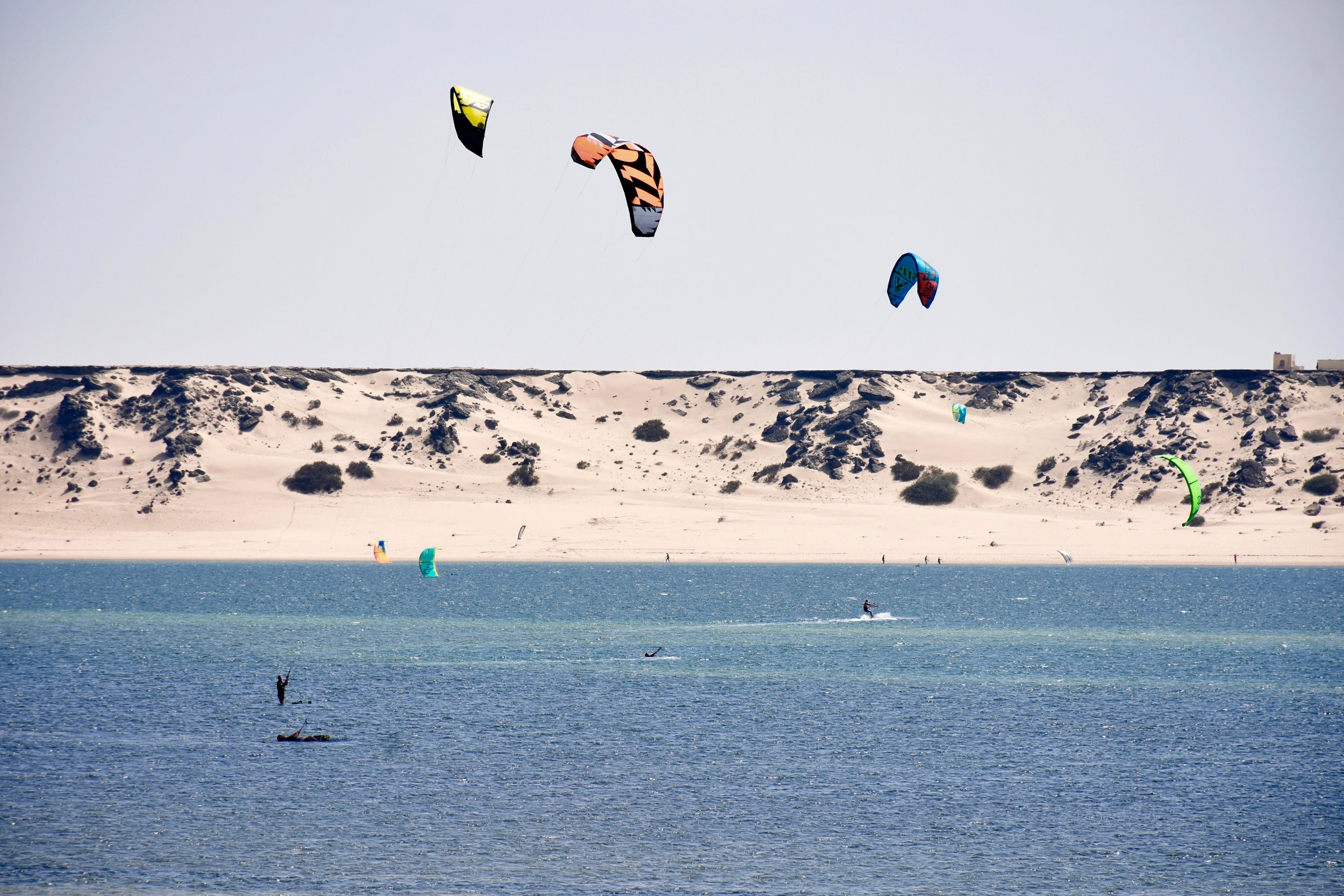 Kitesurf coaching in Morocco | Kite Control .jpg