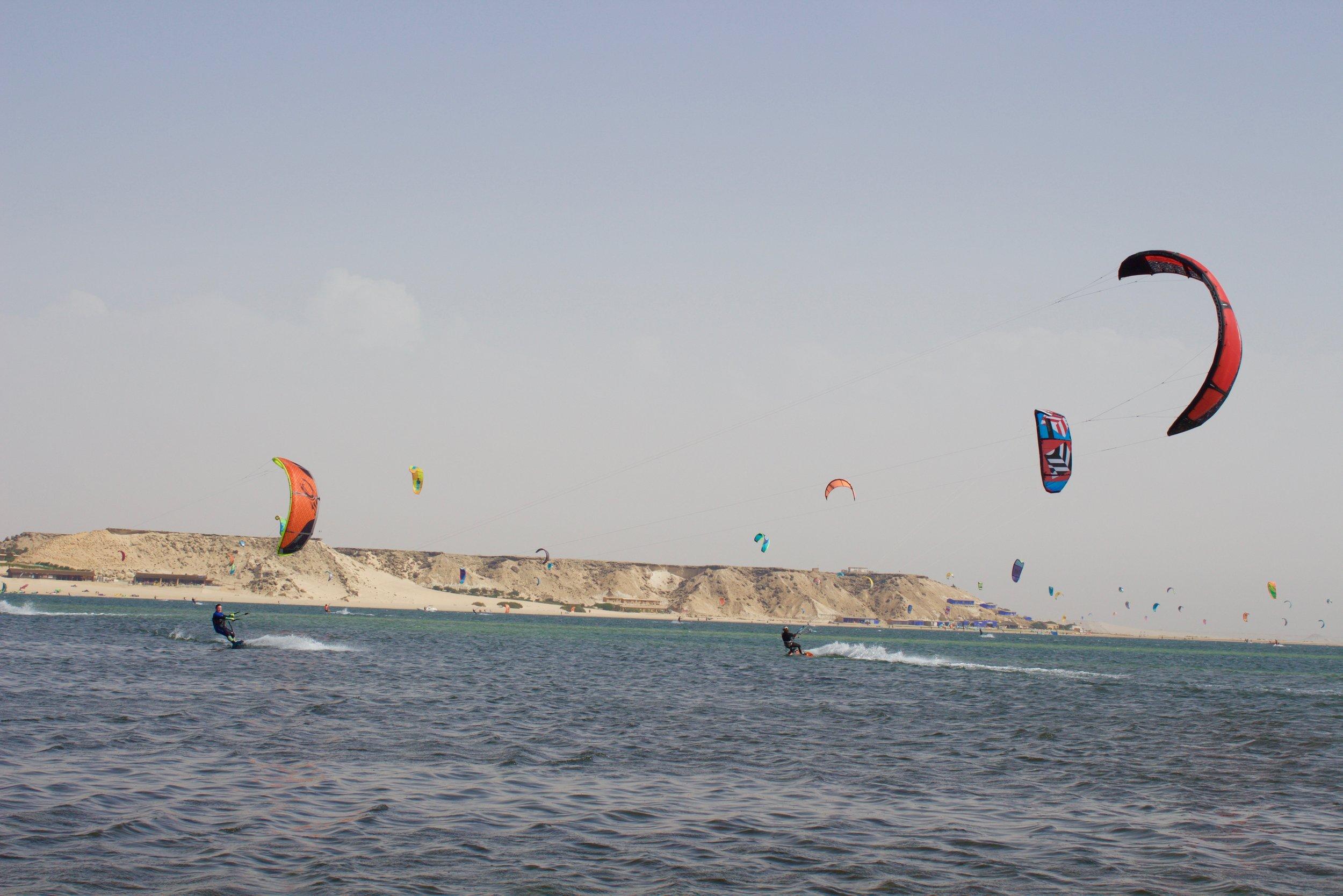Kitesurfing Morocco | Kite tripKite Control.jpg