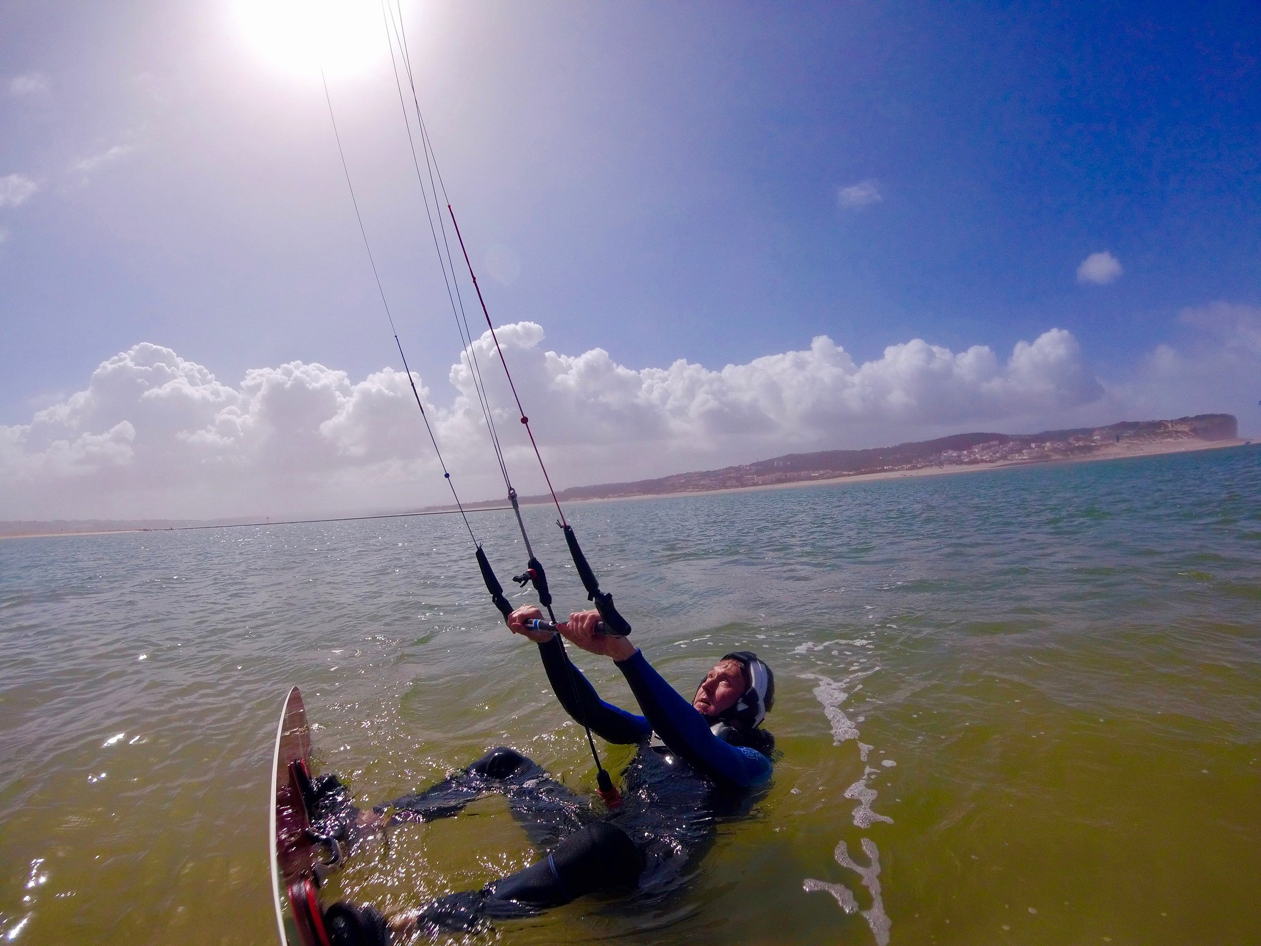 Water start kitesurfing.jpg