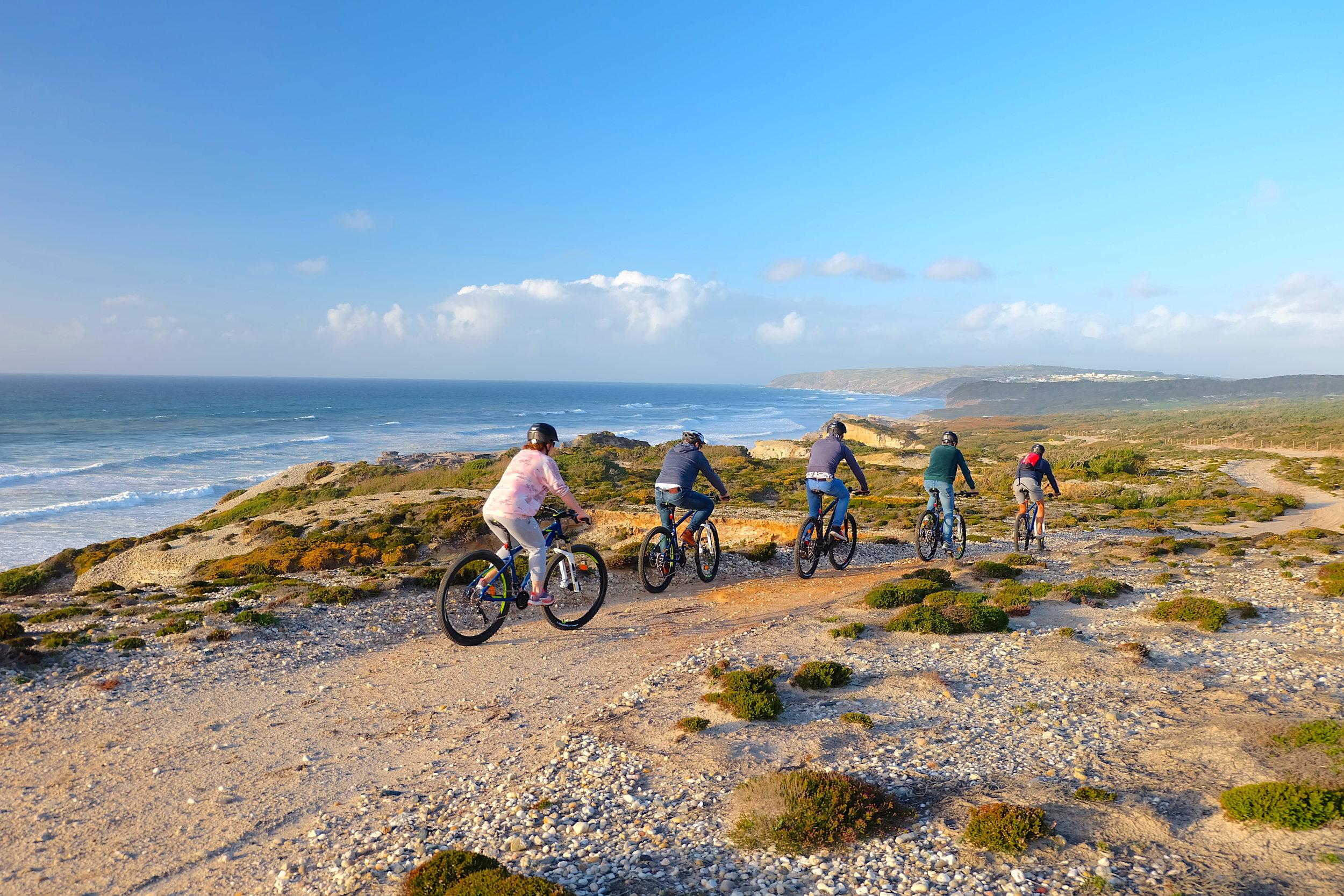 Bike tours Obidos lagoon.JPG