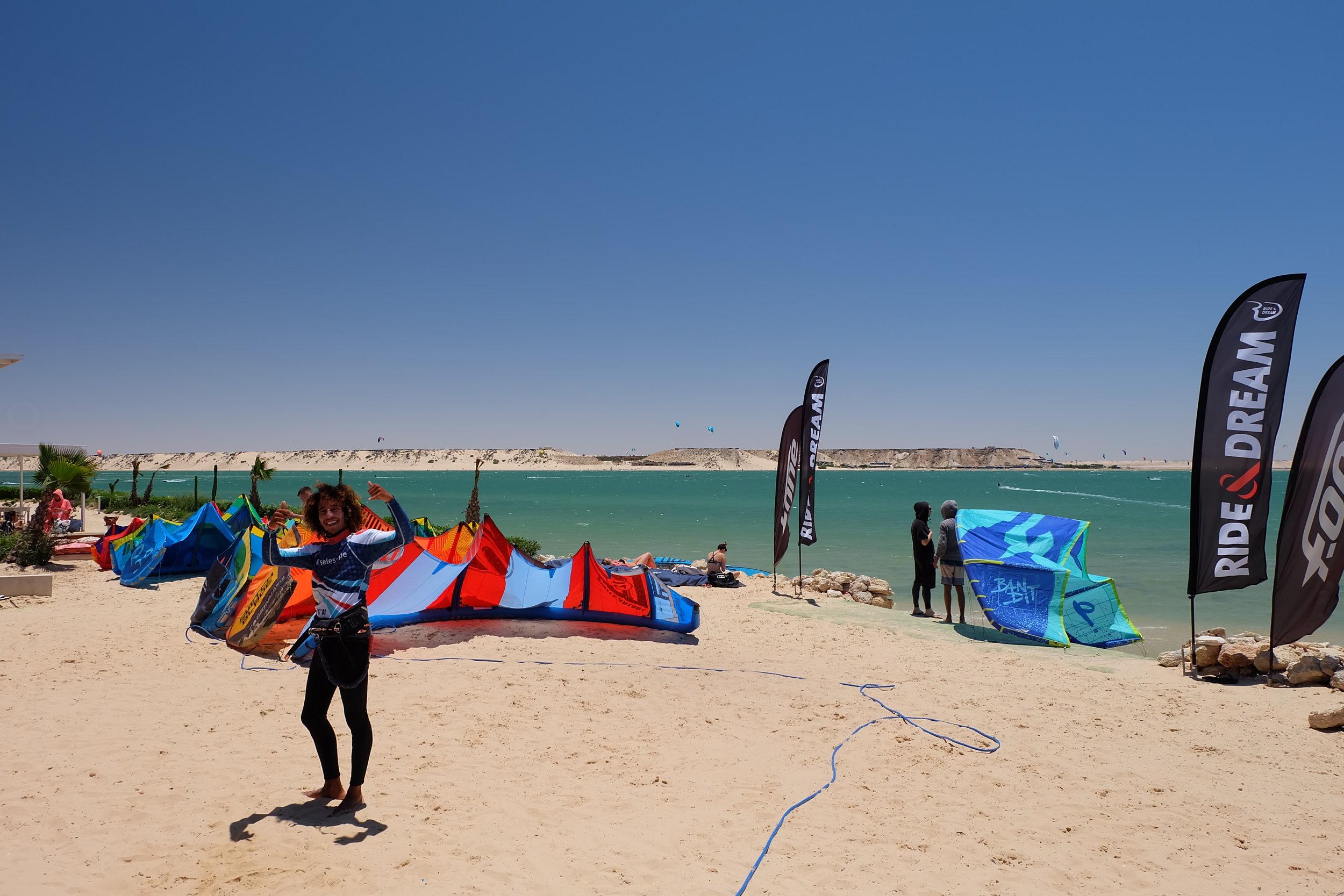 Dakhla kitesurf trip 2019 - Kite Control Portugal.JPG