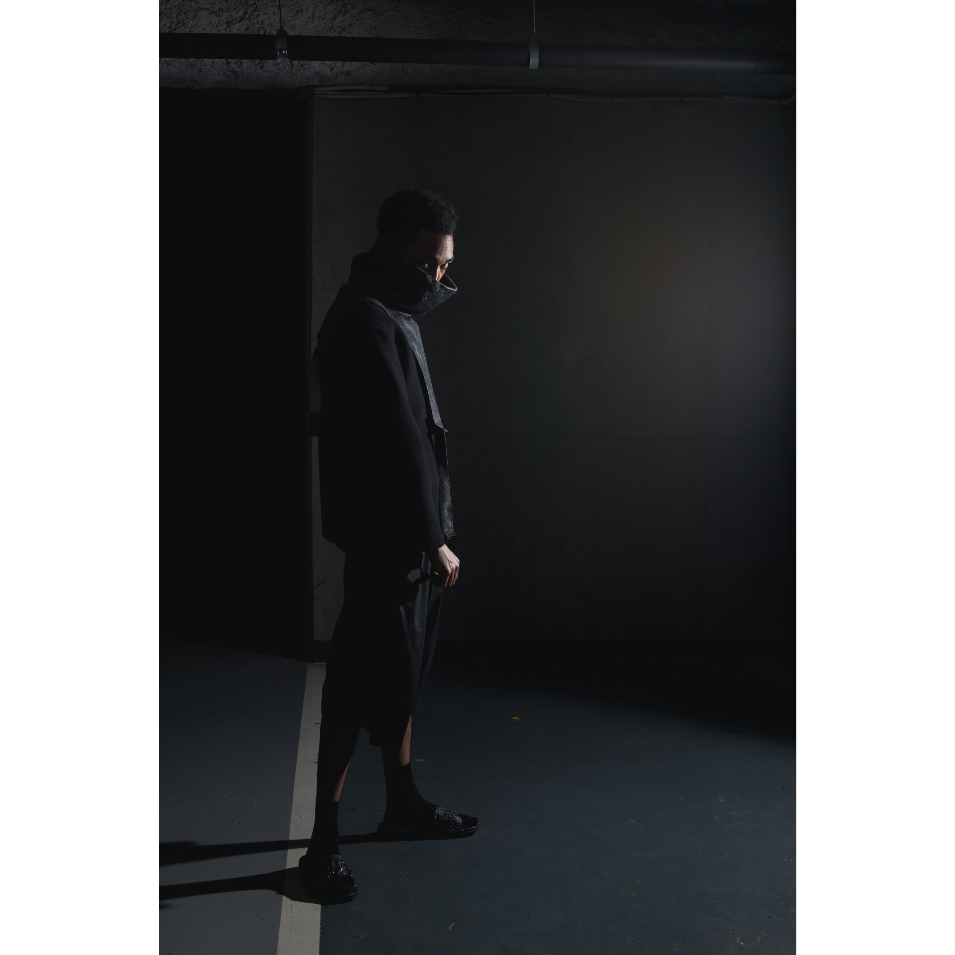 All garments :  Joycy Baker   Model : James Dean Fischer