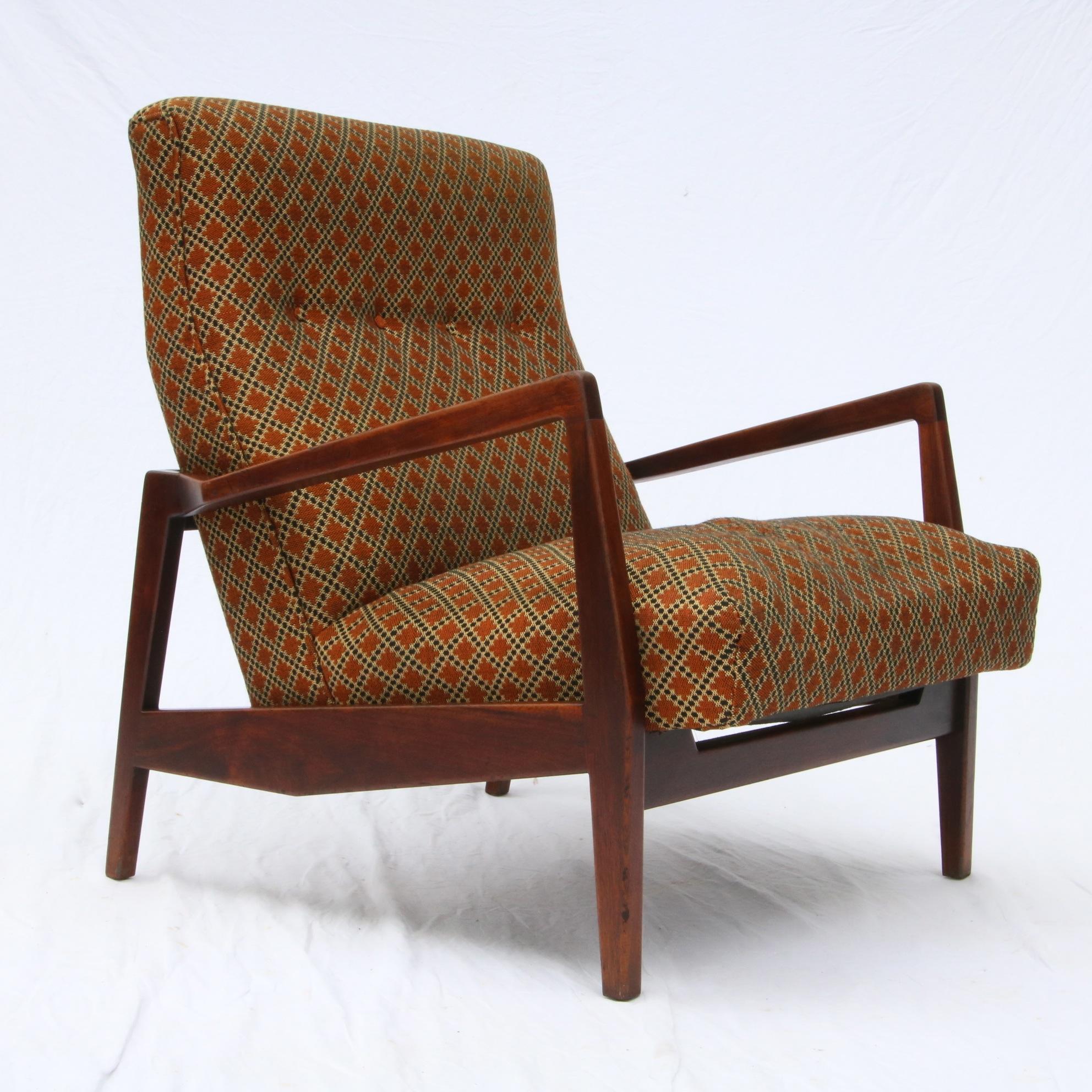 Lounge Chair Armchair Jens Risom
