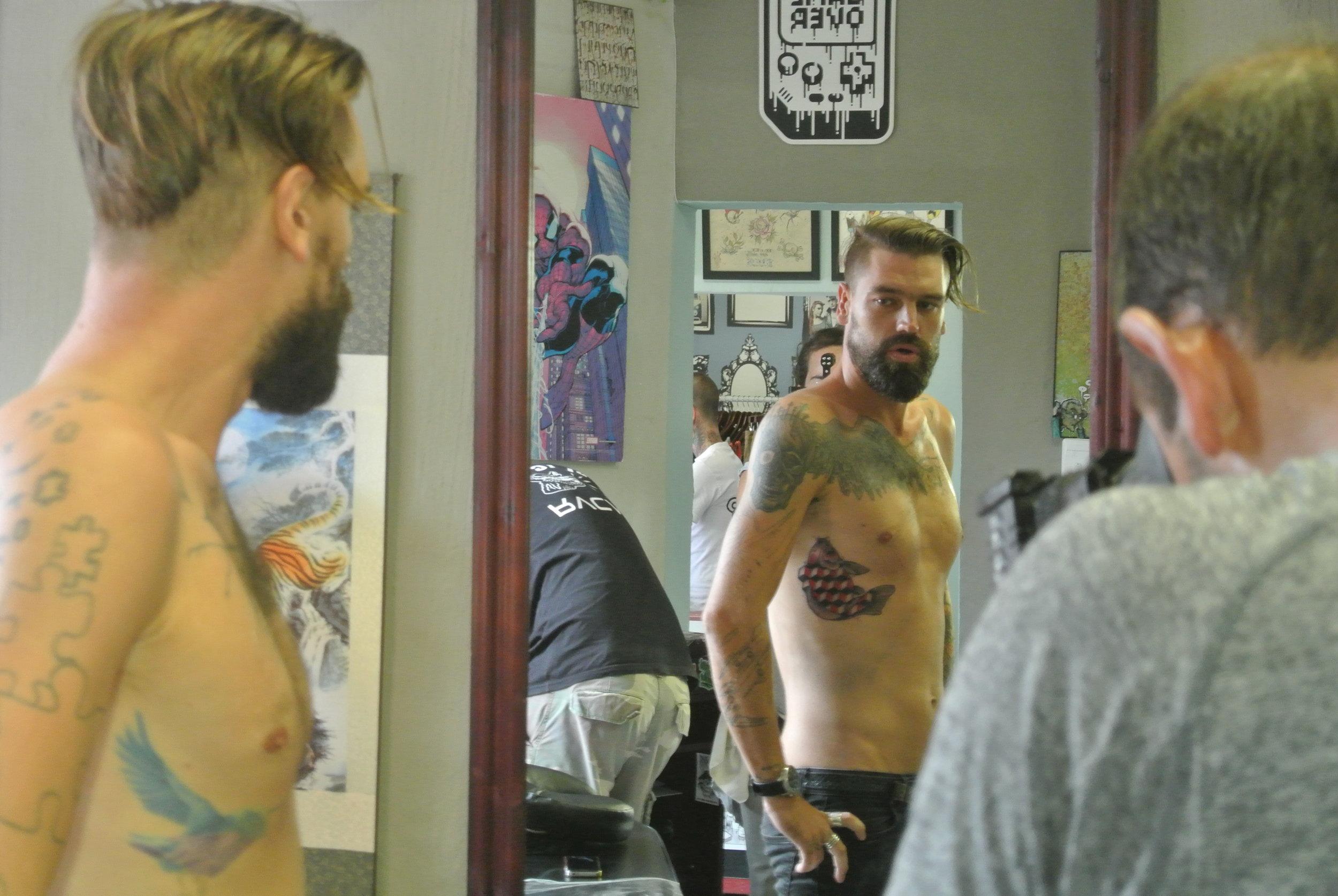 Brett after getting a tattoo from Dok.JPG