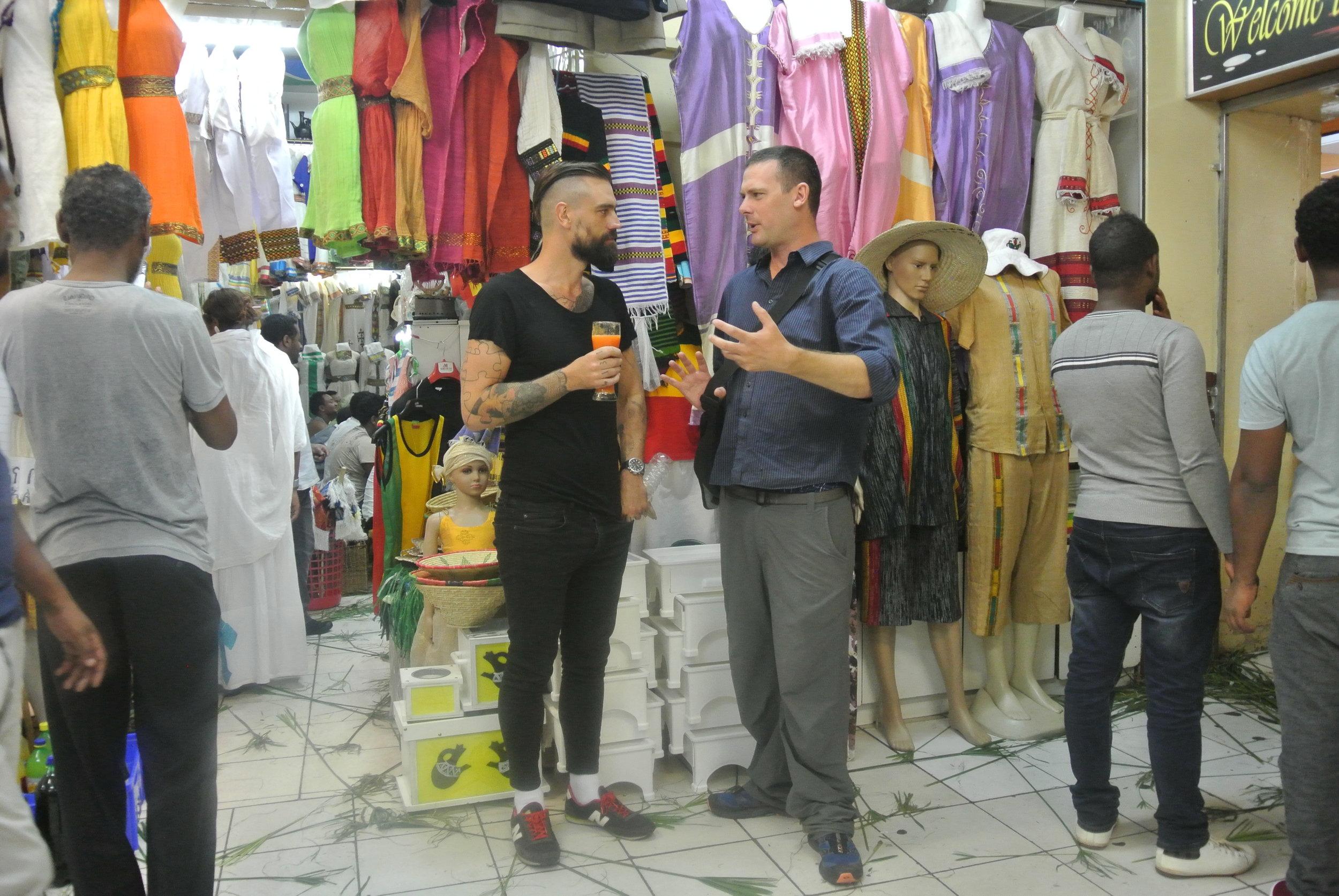 Brett at Netsi's with Nic.JPG