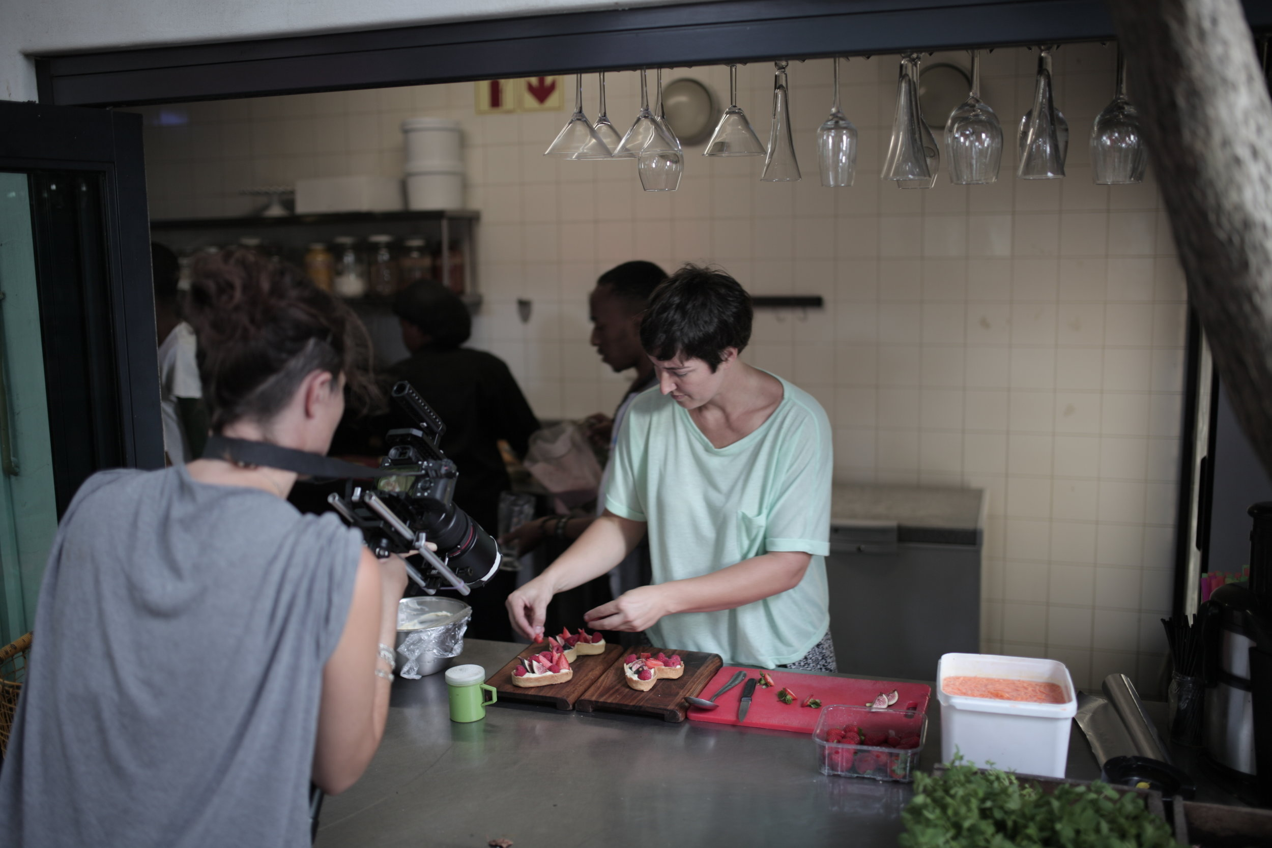 Brett Rogers_Food Booze and Tattoos_Season 1_Behind the Scenes (8).JPG