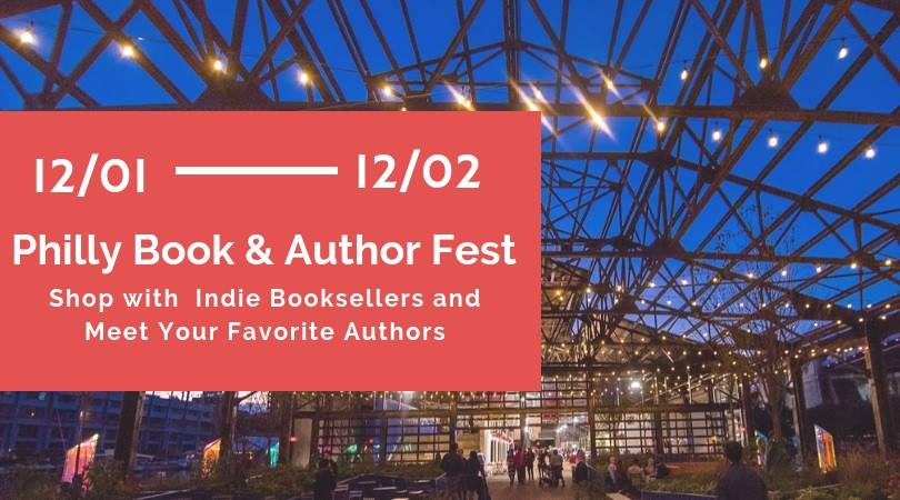 Philly Books and Author Fest 2018