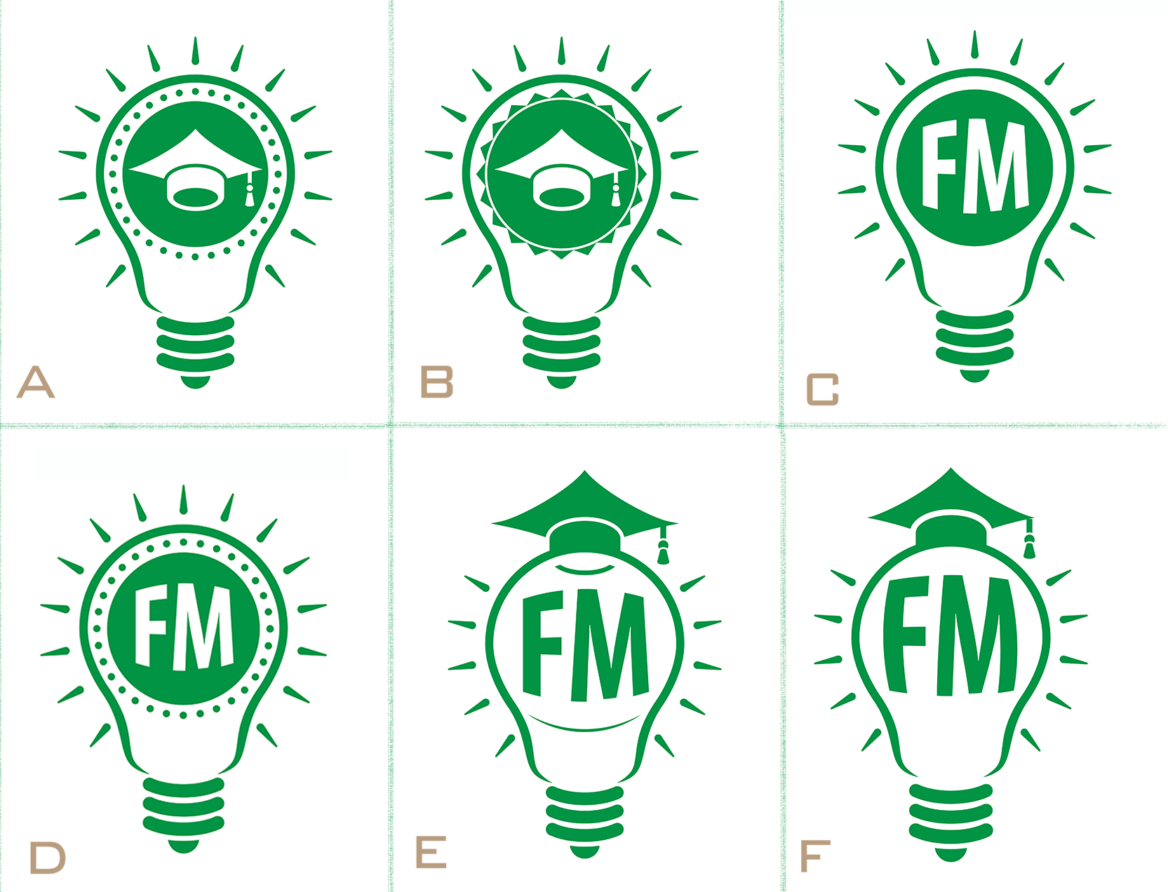 FM EF Logo Design Iterations (Small)