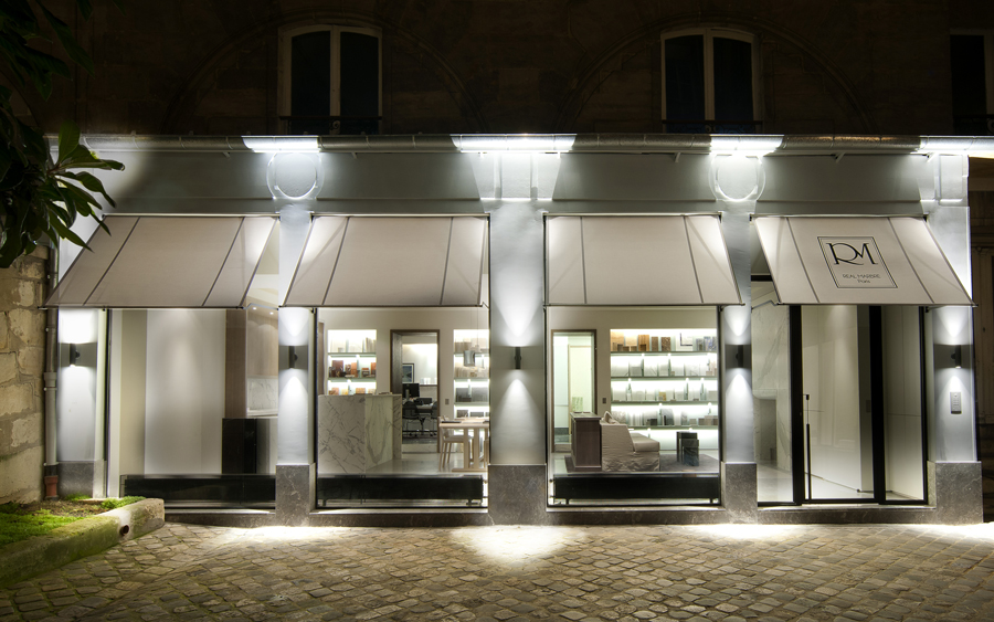 Showroom Real Marbre - Paris 8