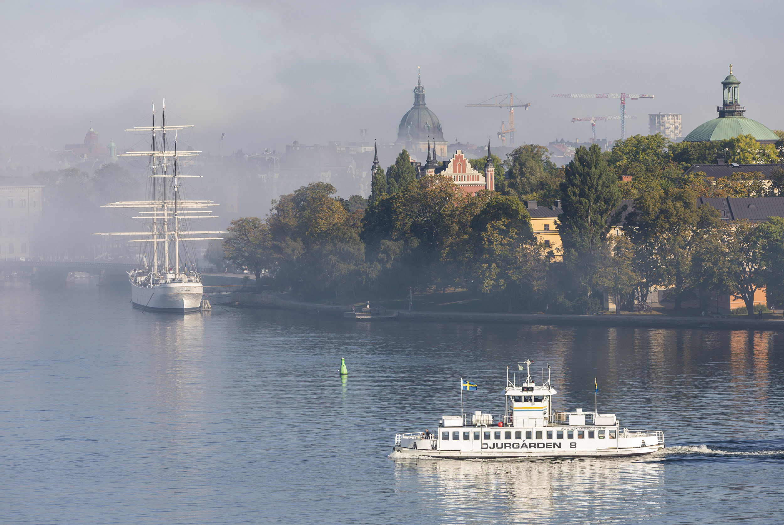 The Djurgården line. Photo credit: Henrik Trygg